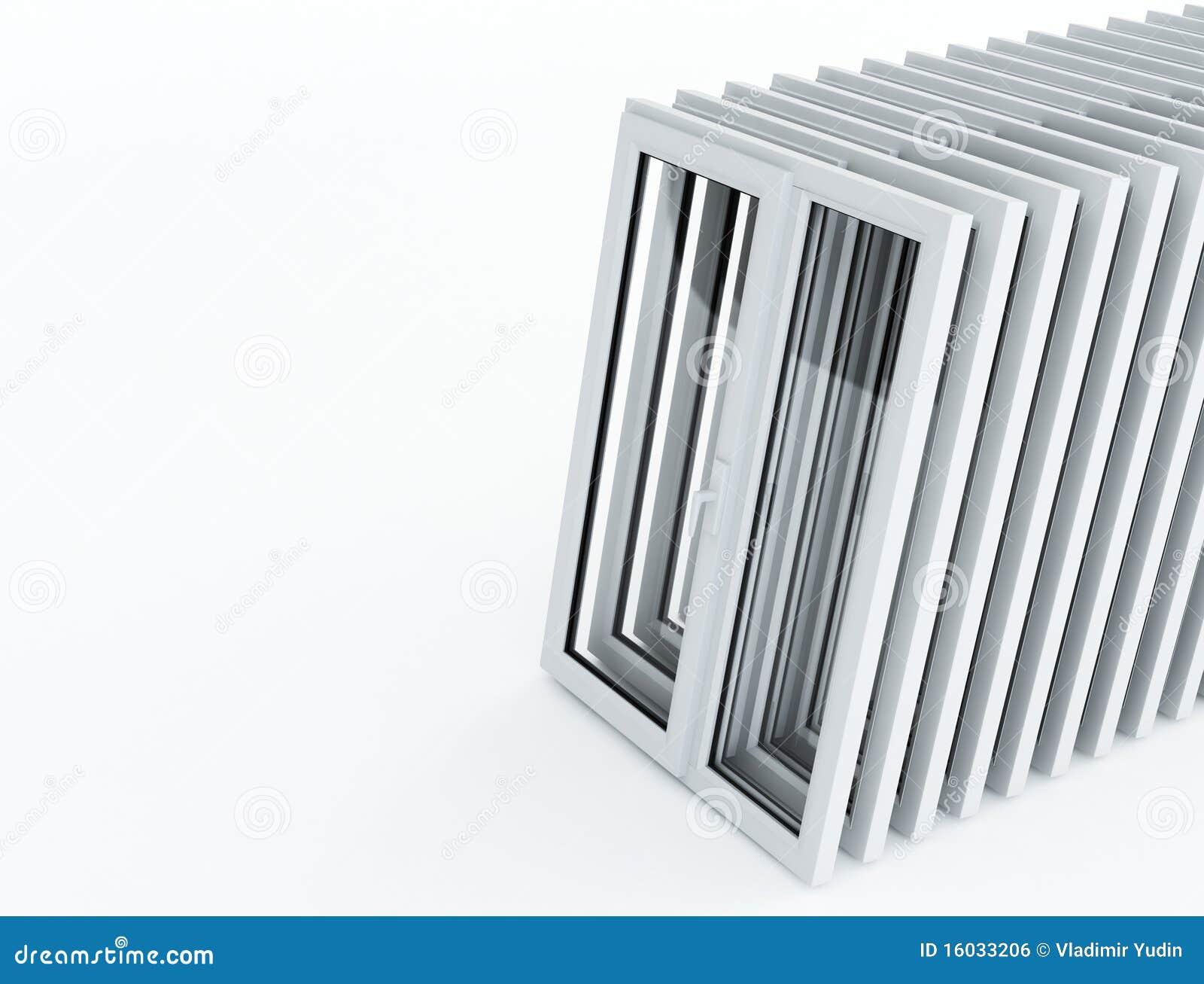 透视图塑料视窗