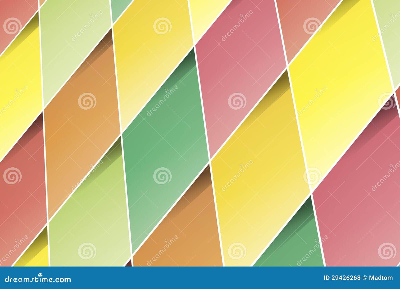 透视图长方形图片