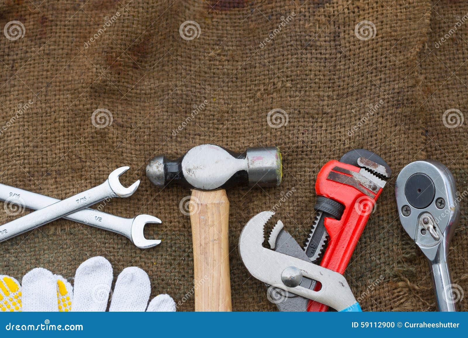 递工具箱或工作工具箱背景