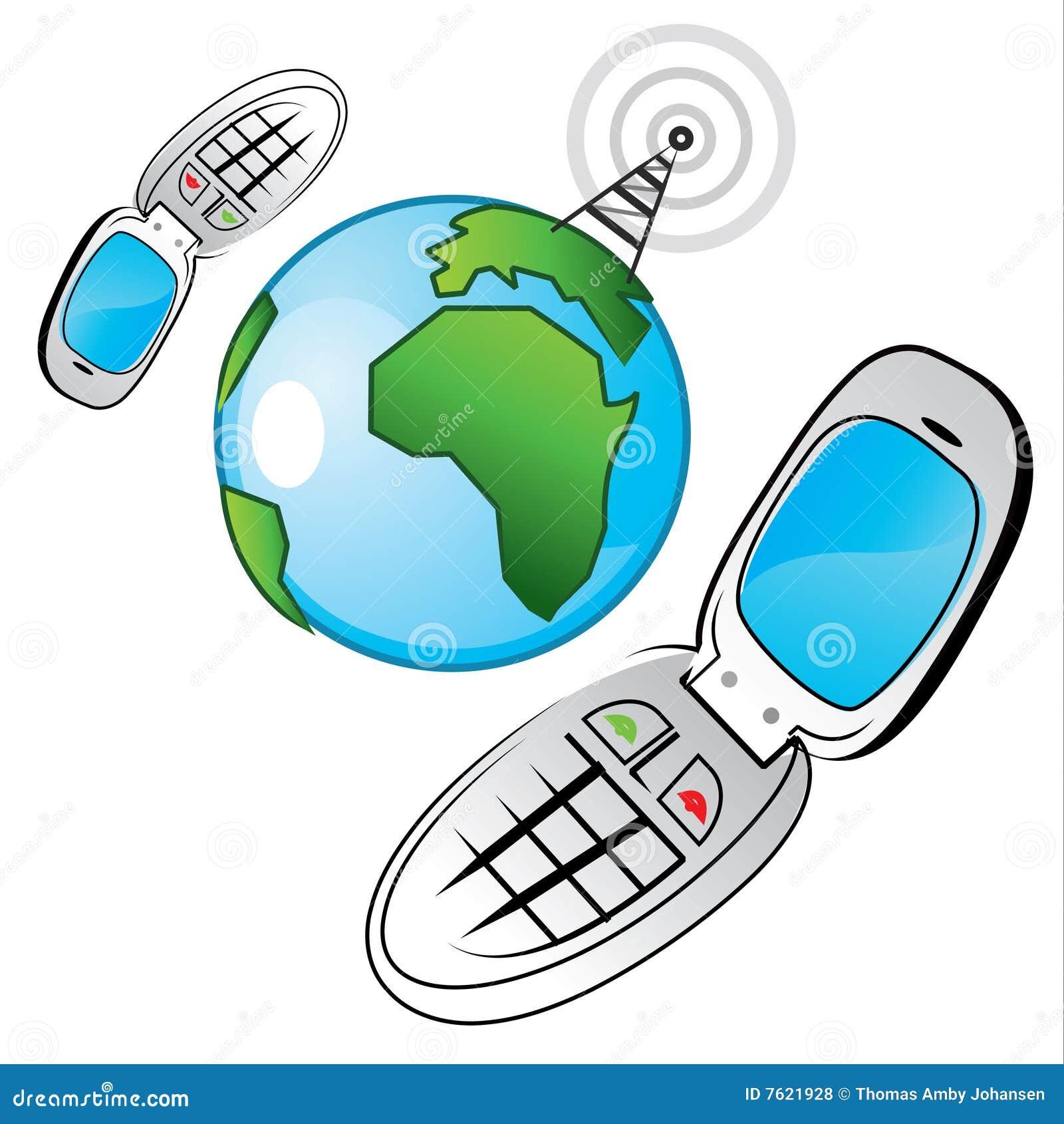 通信全球化