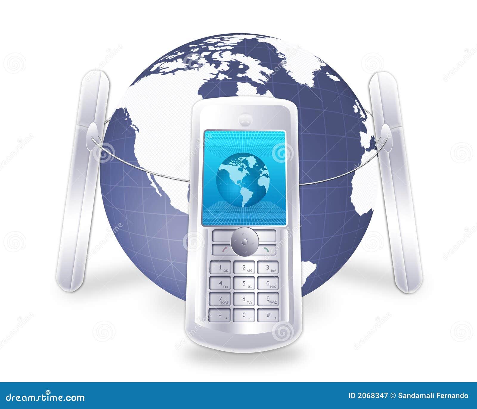 通信移动电话