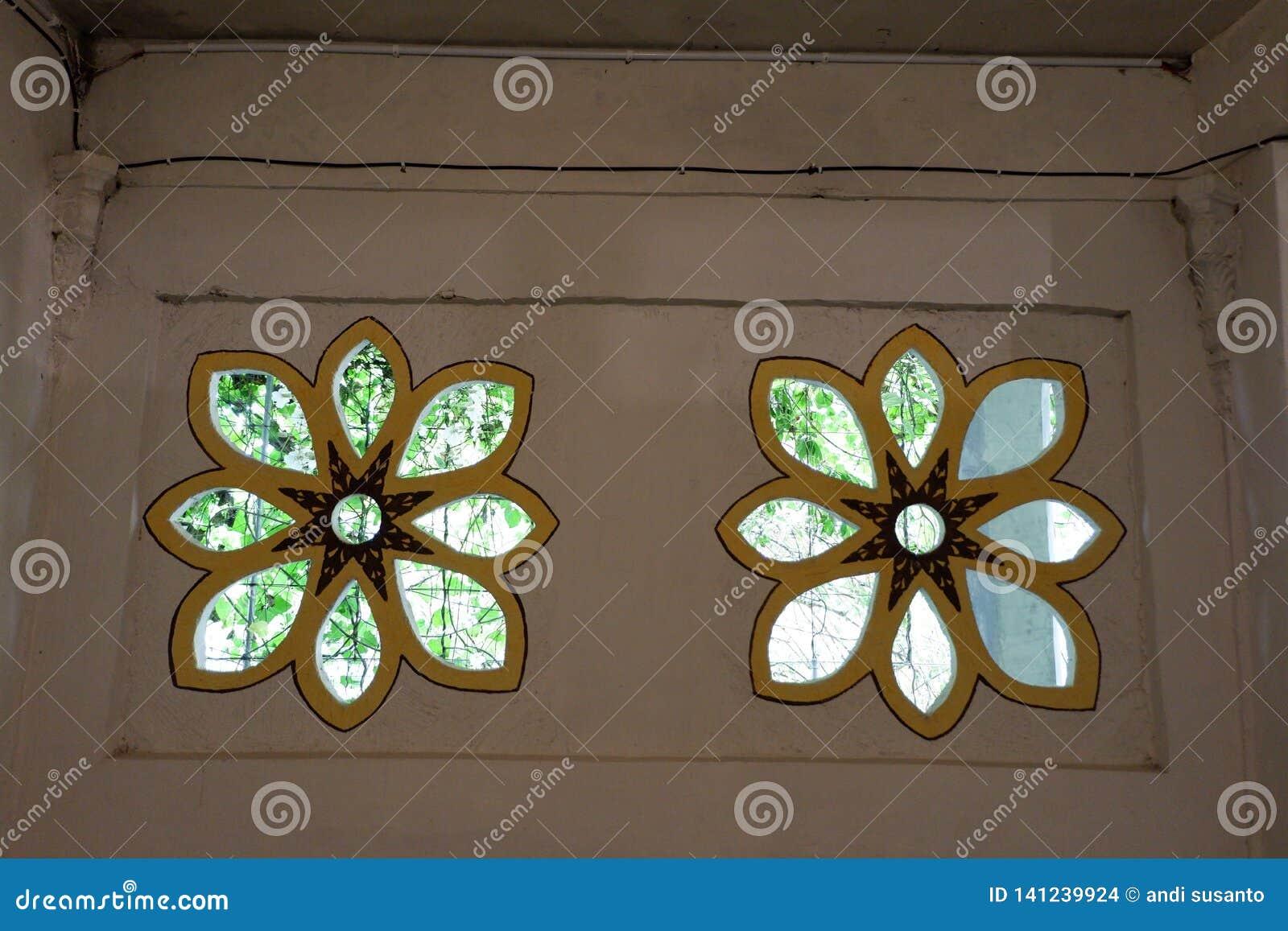 通风孔和家装饰的窗口装饰品