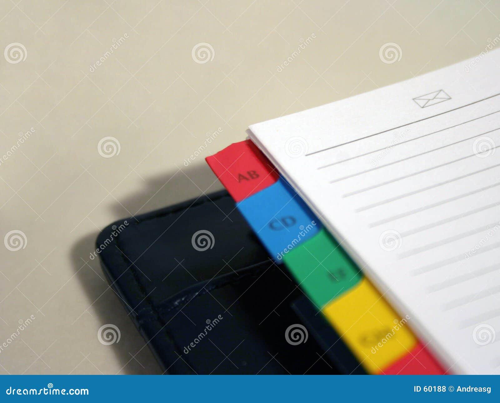 邮件笔记本