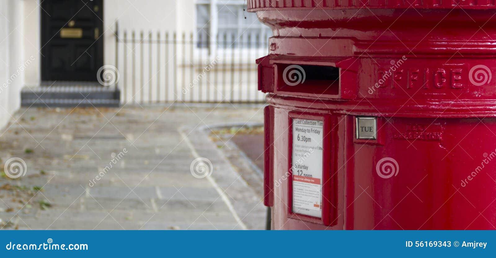 邮箱在伦敦