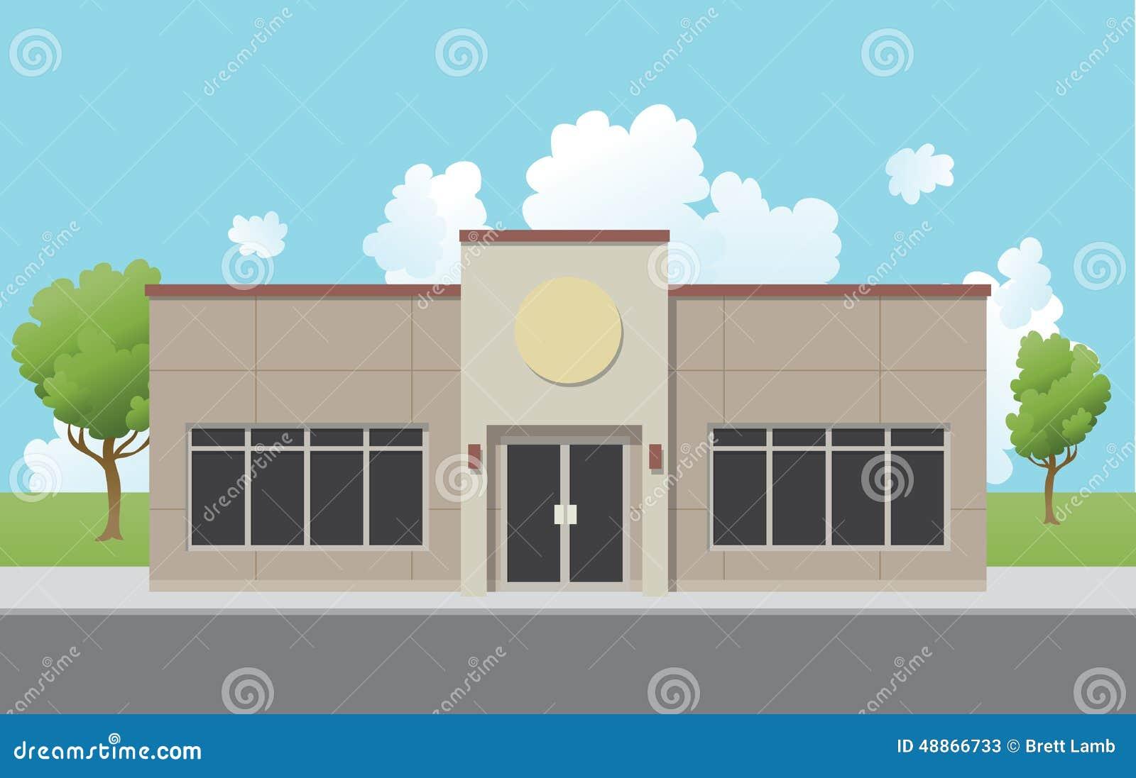 郊区办公楼