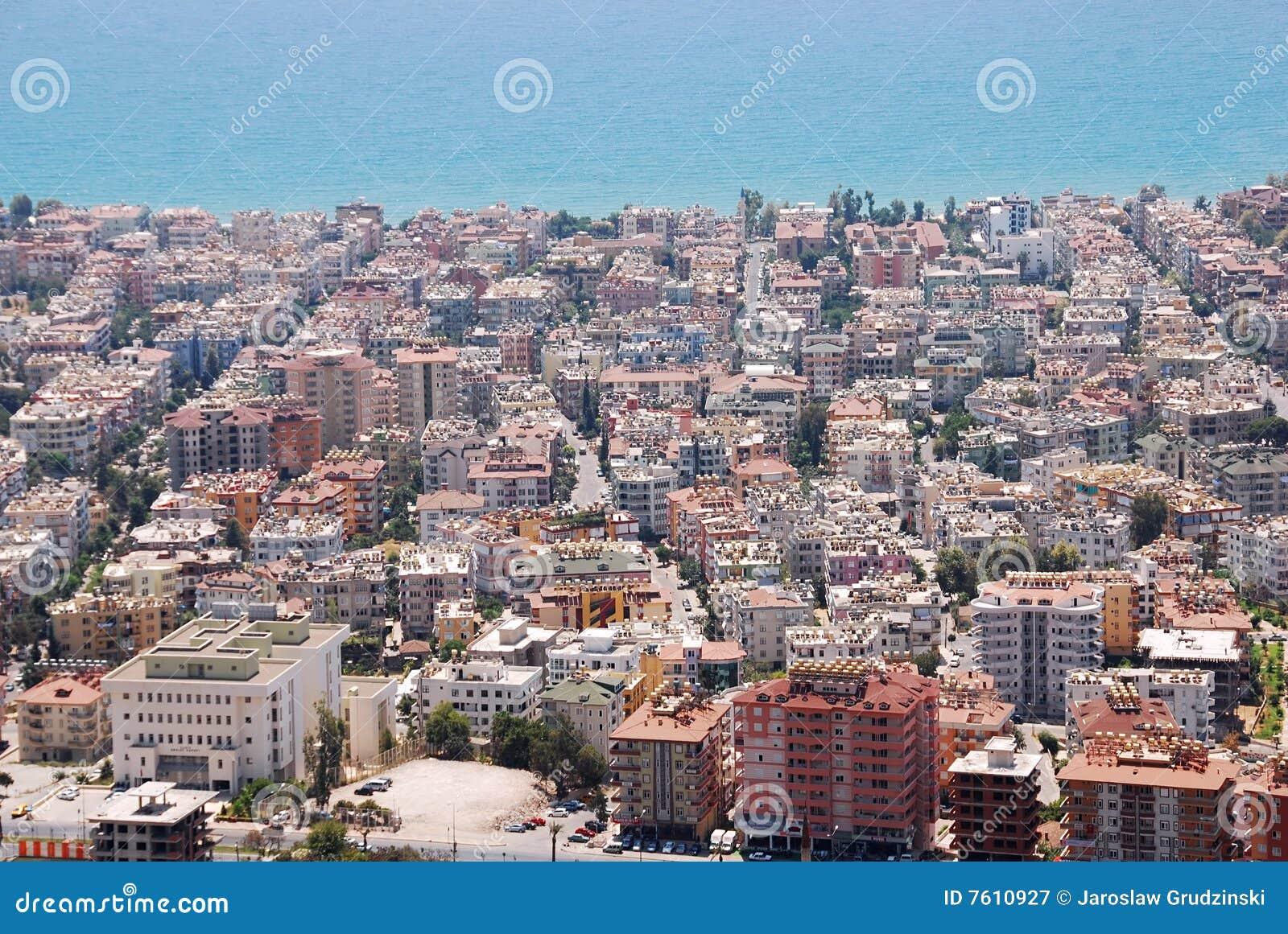 都市的结构