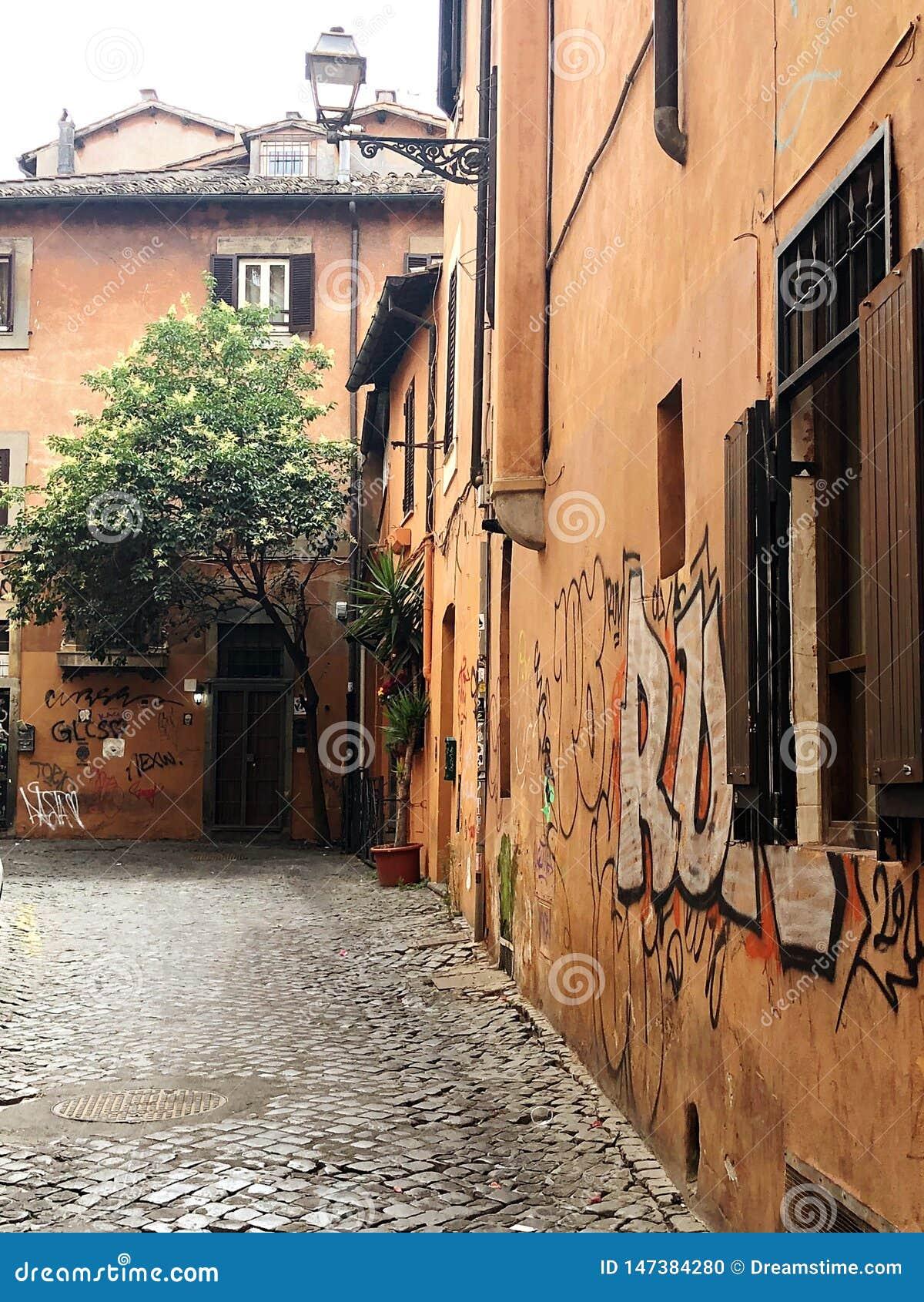 都市风景罗马