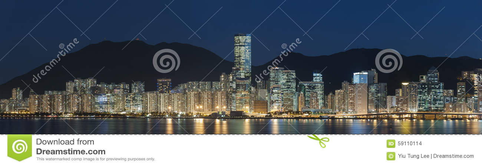 都市风景香港