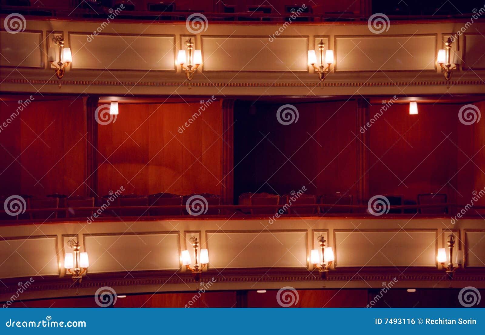 配件箱剧院