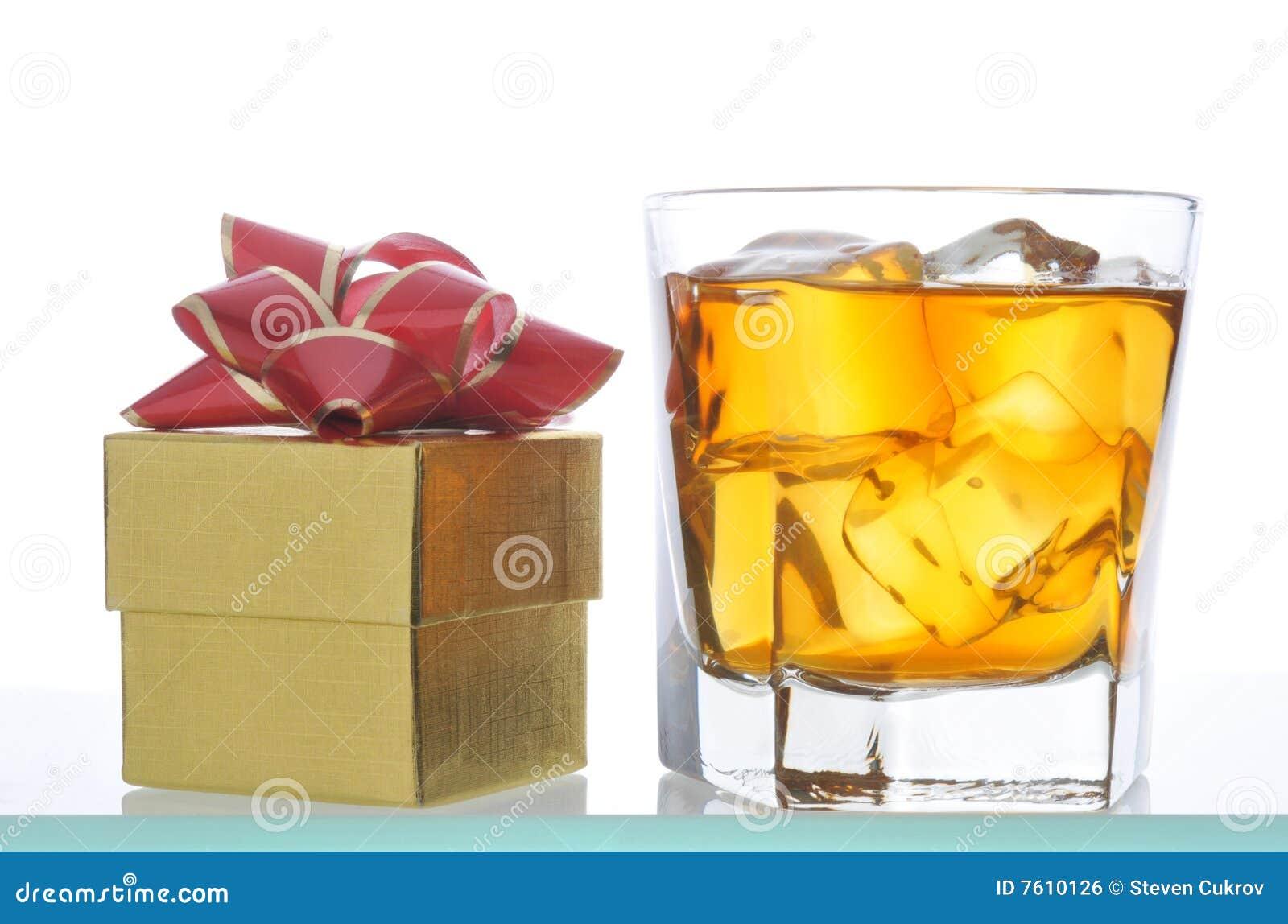 配件箱礼品威士忌酒