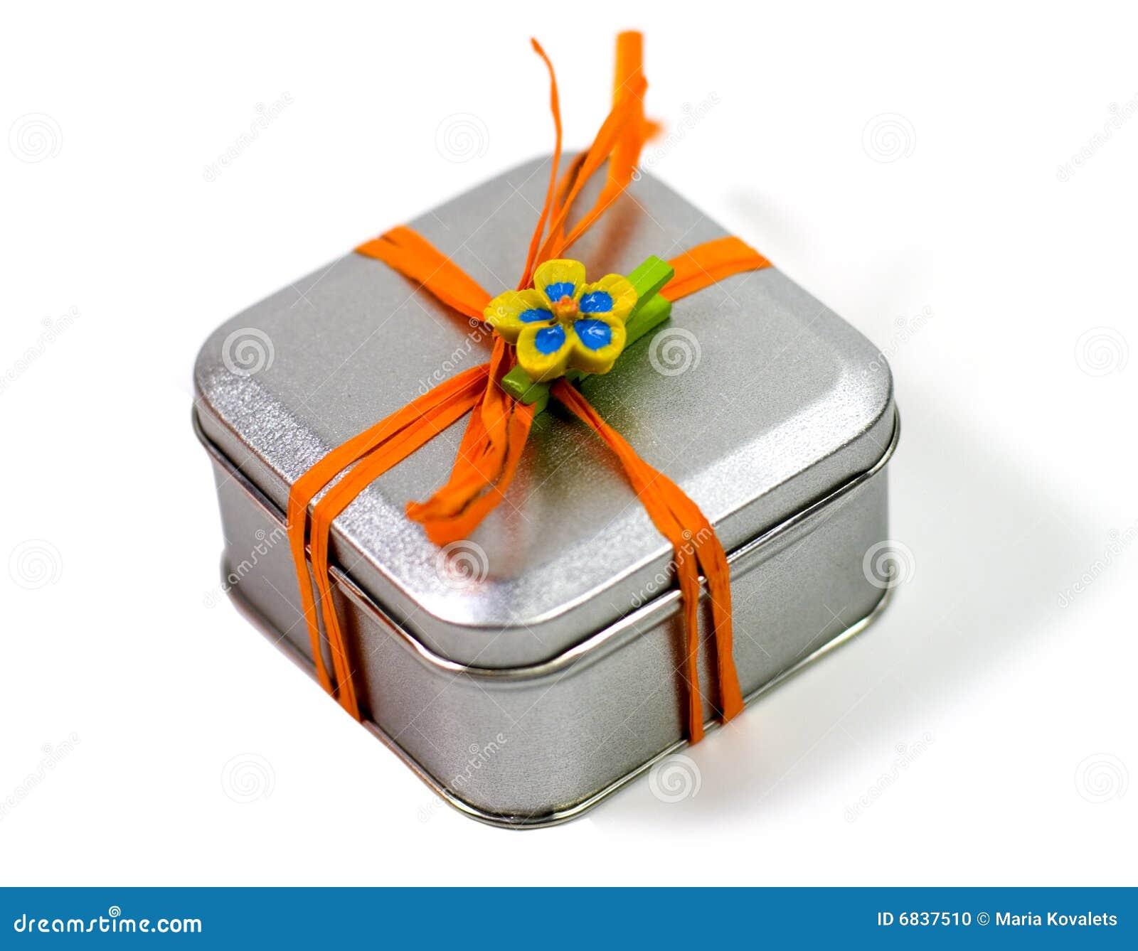配件箱礼品金属