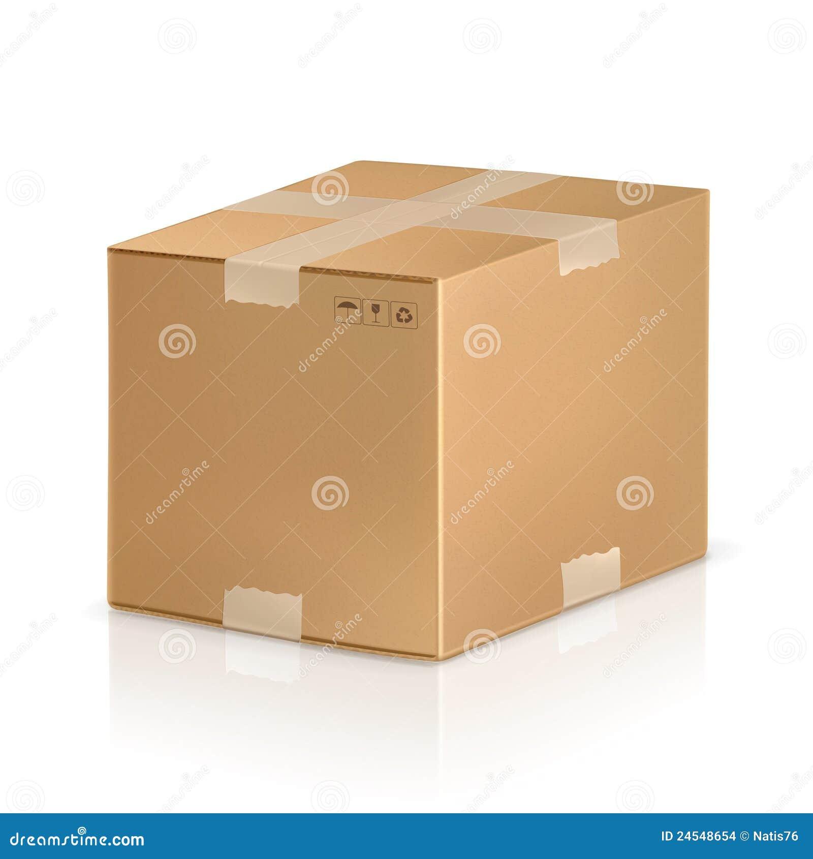 配件箱纸盒