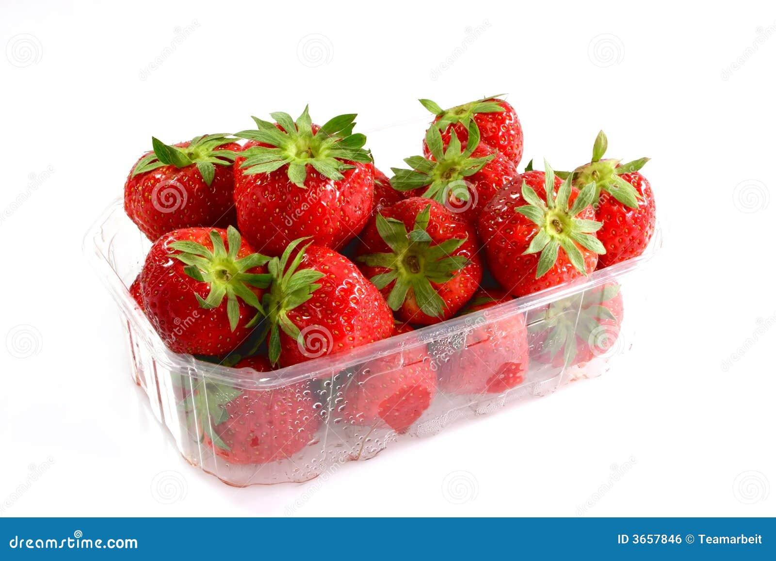 配件箱草莓