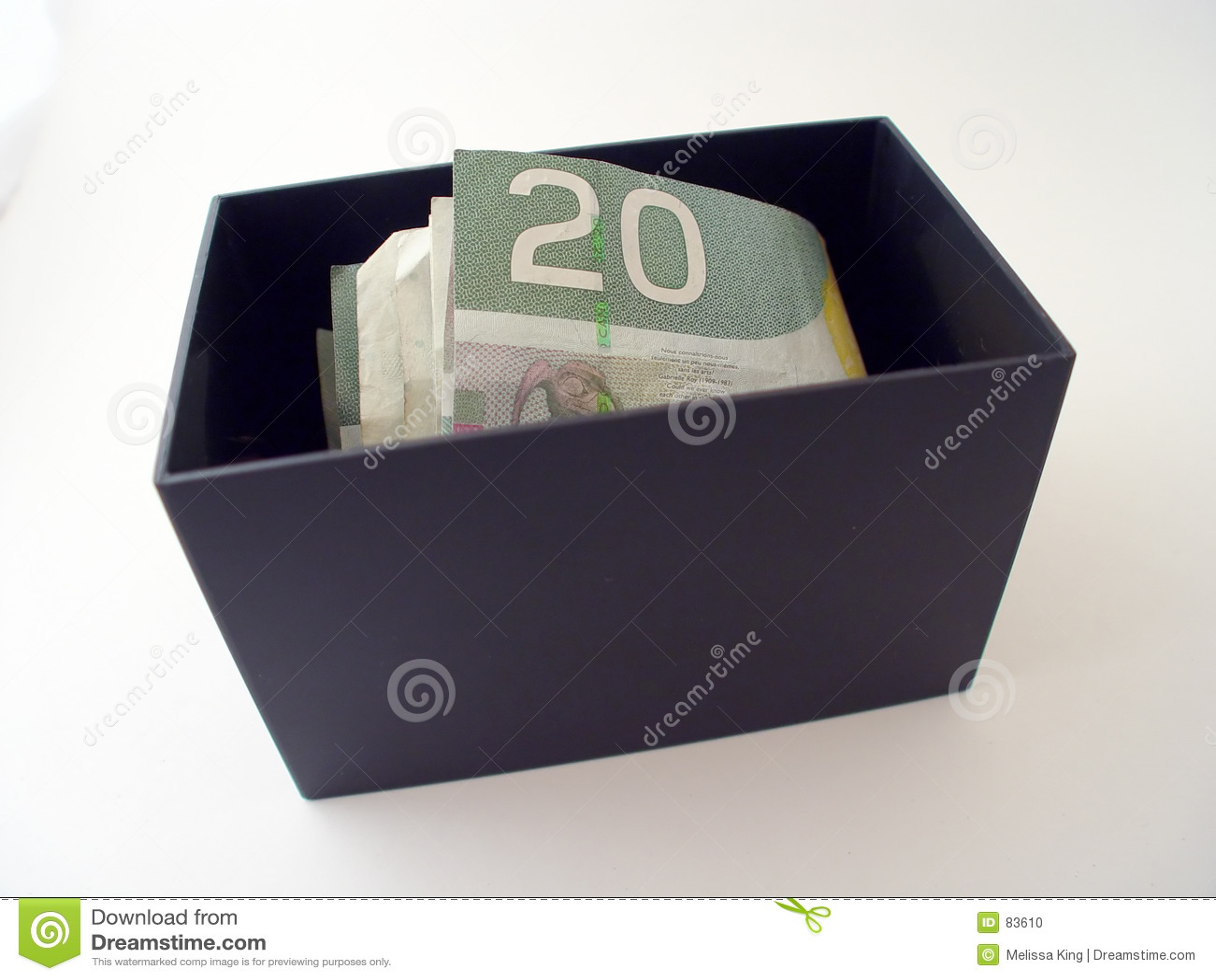 配件箱货币