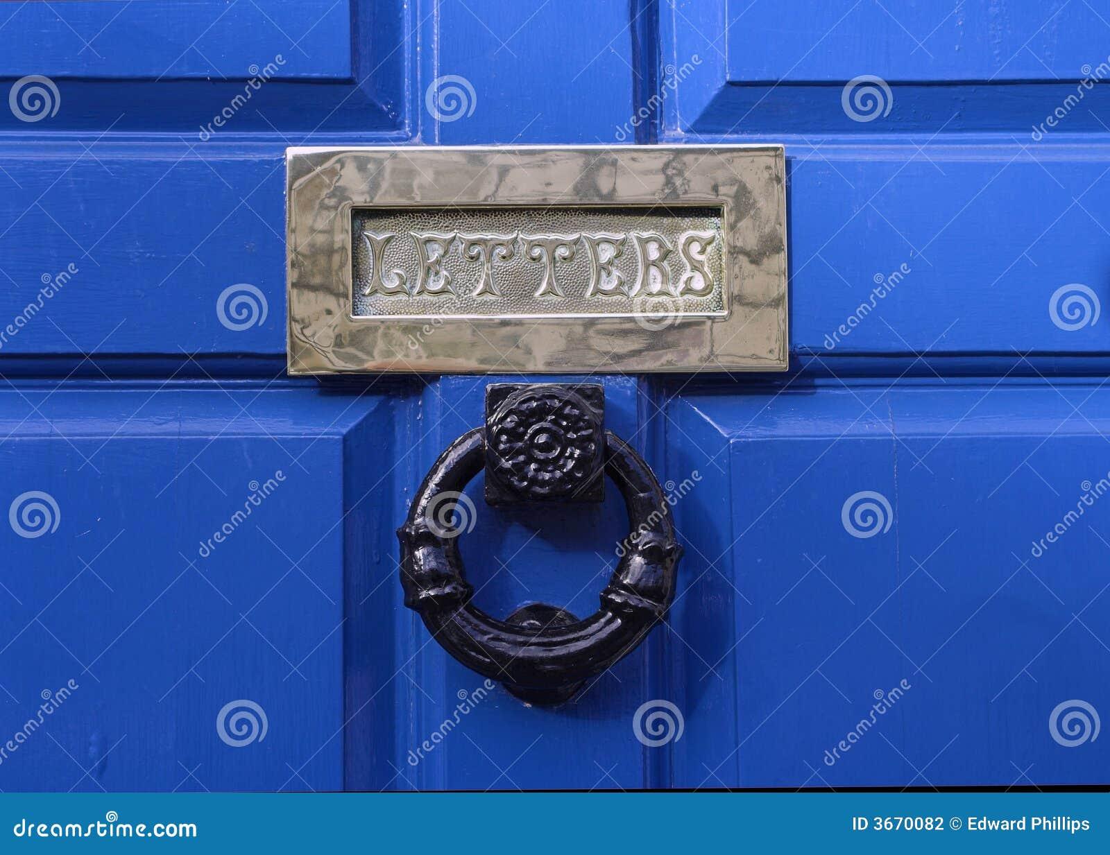 配件箱门前面信函