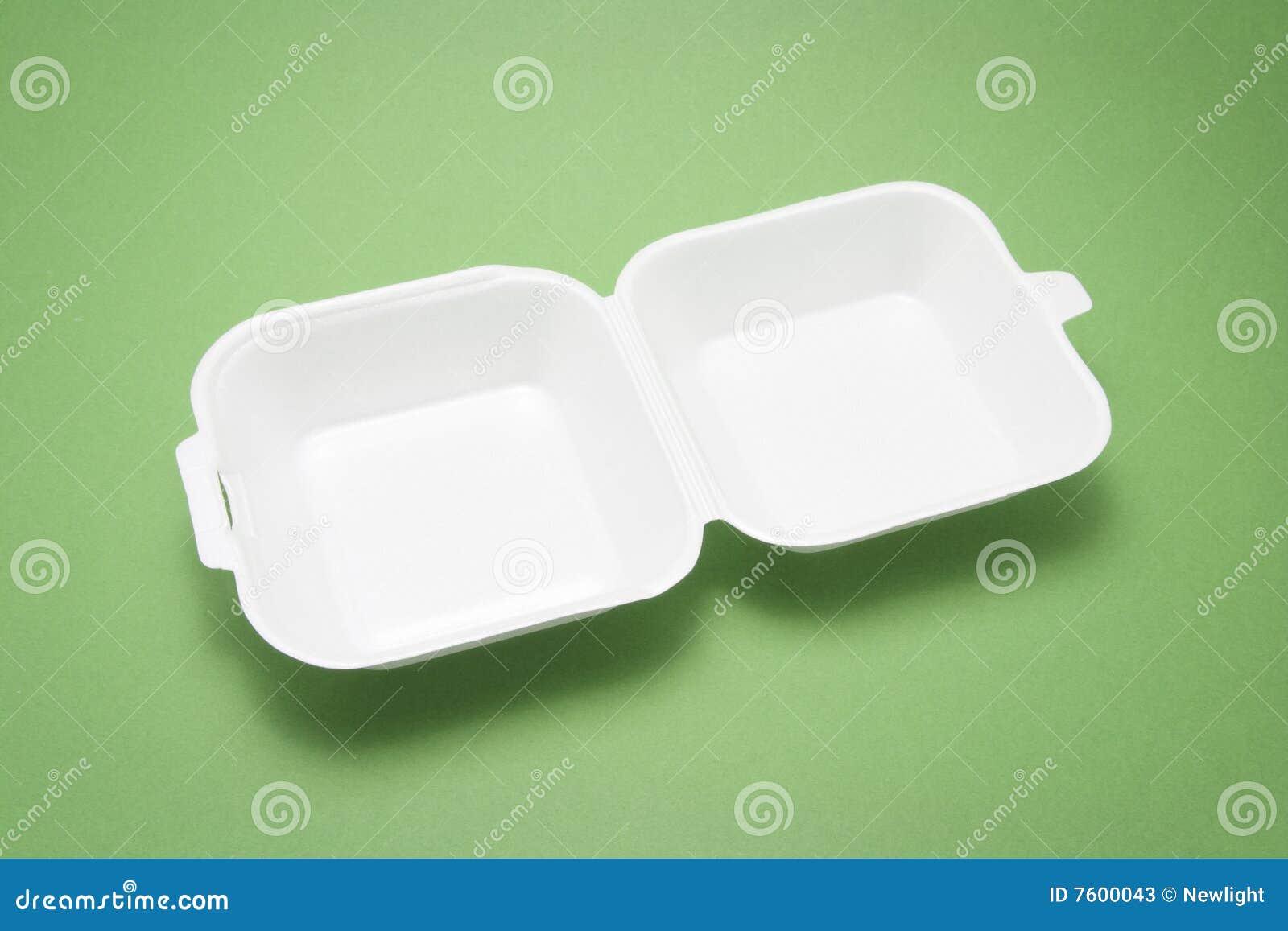配件箱食物多苯乙烯