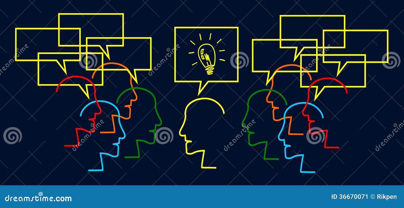 配合建立大想法