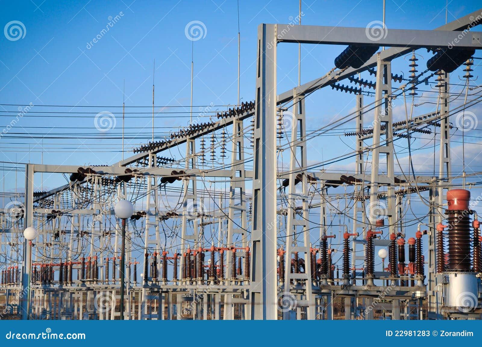配电器电力分站
