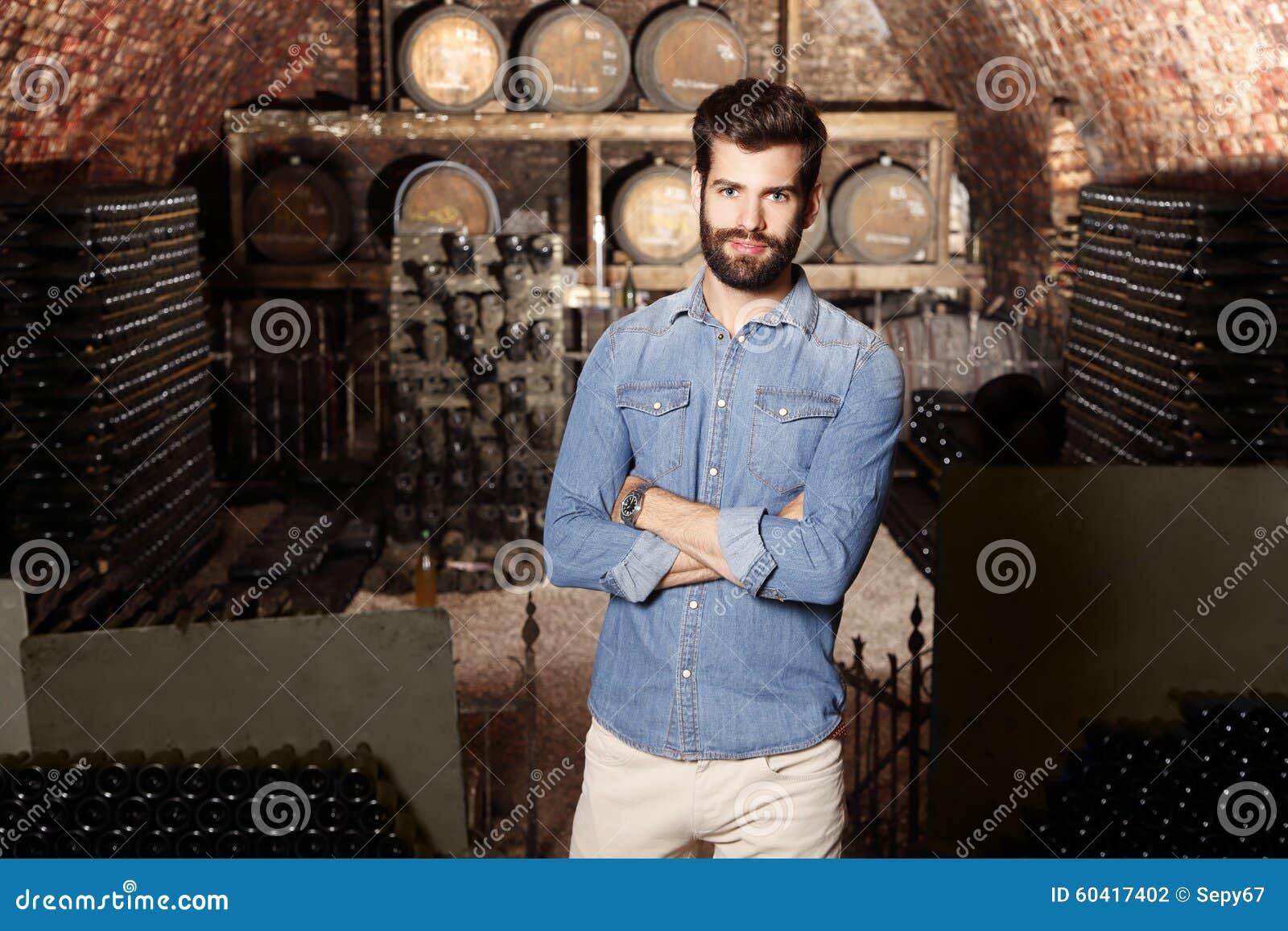 年轻酿酒商