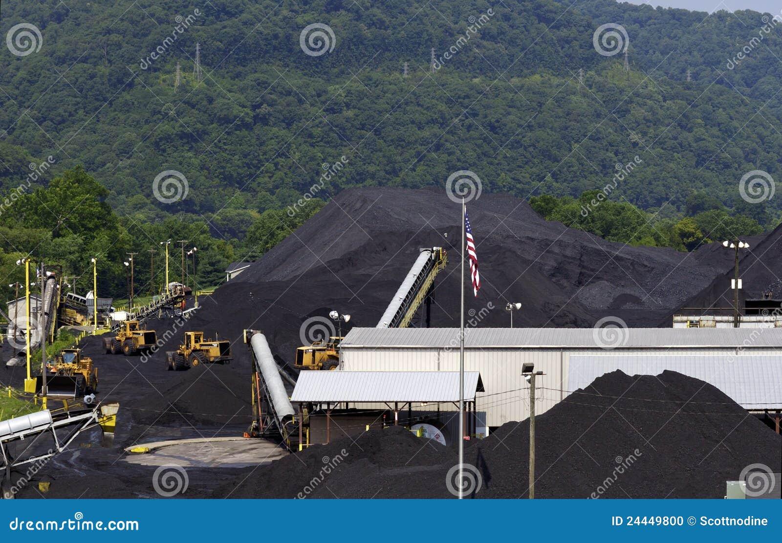 采煤公司西方最终的弗吉尼亚