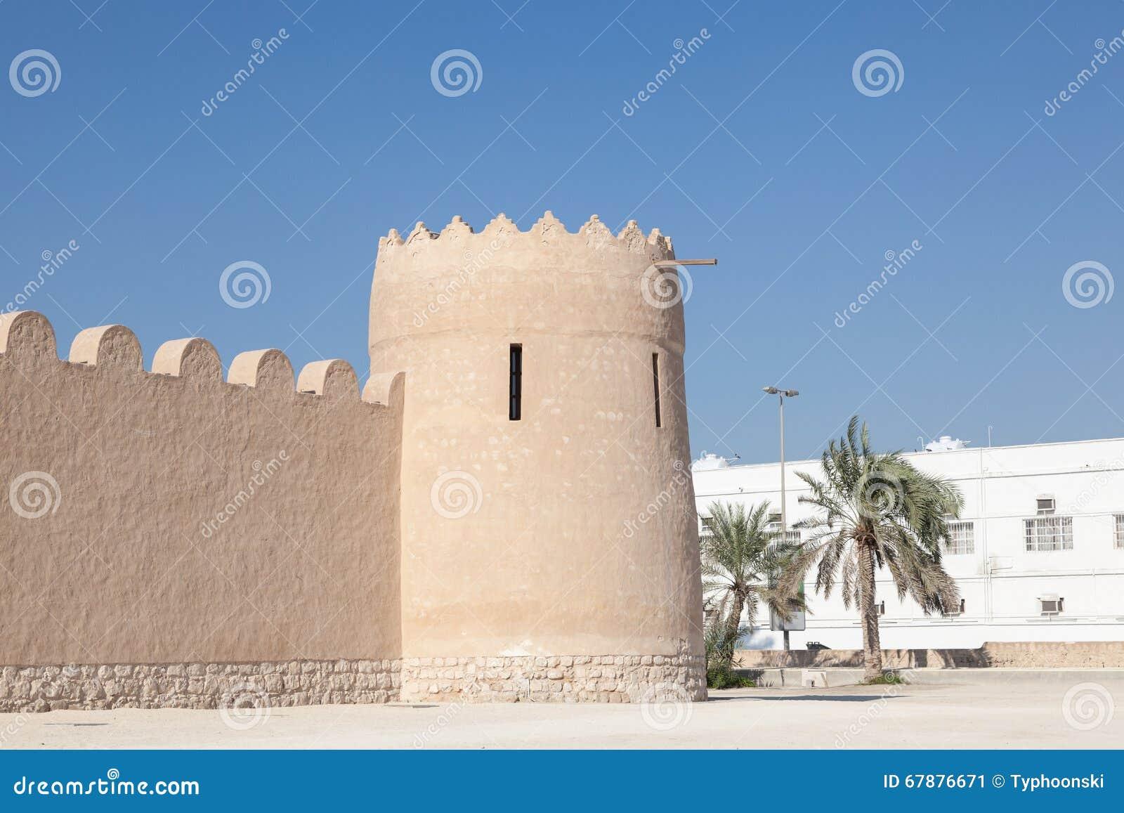 里法堡垒在巴林