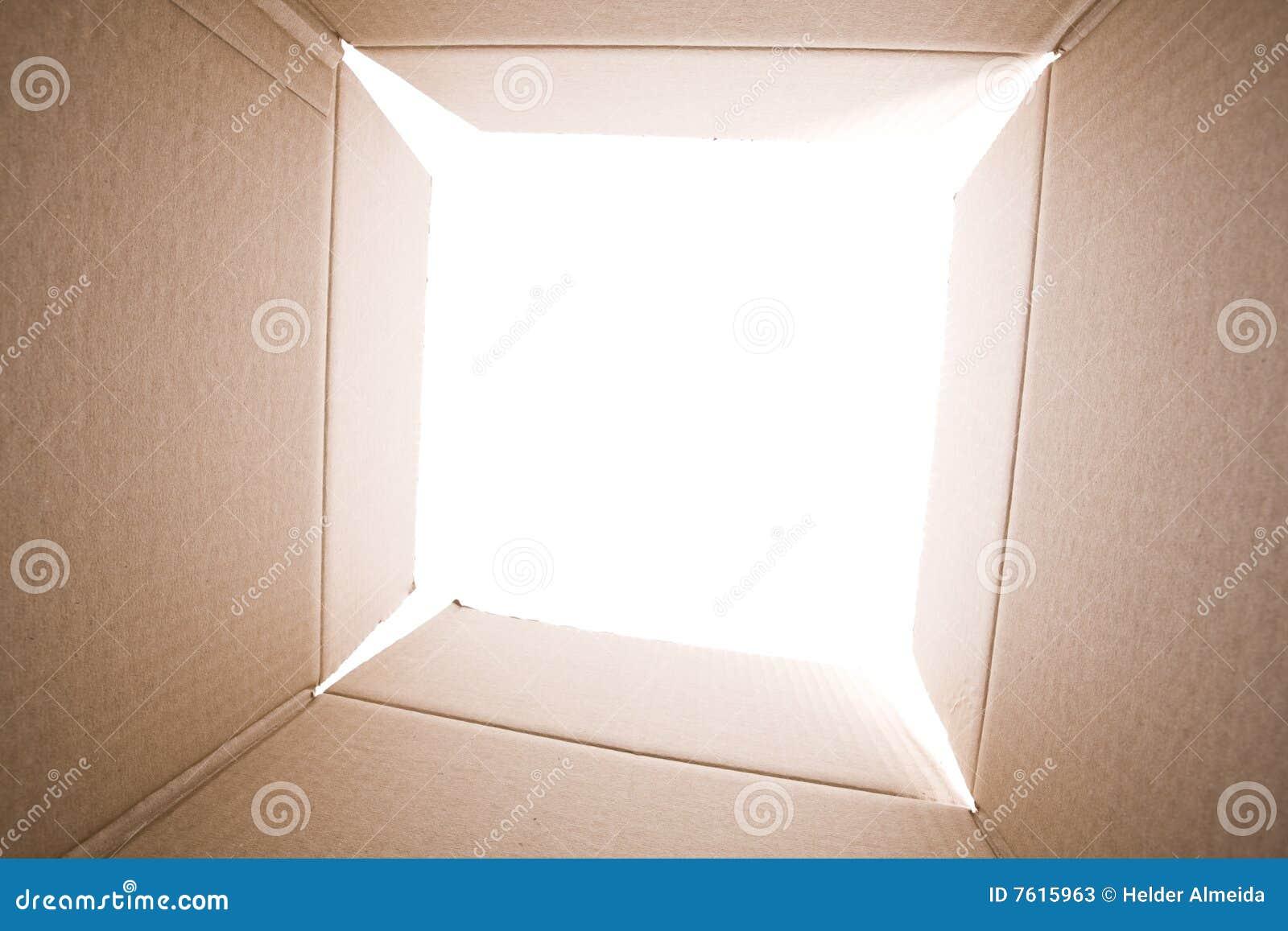 里面配件箱纸板