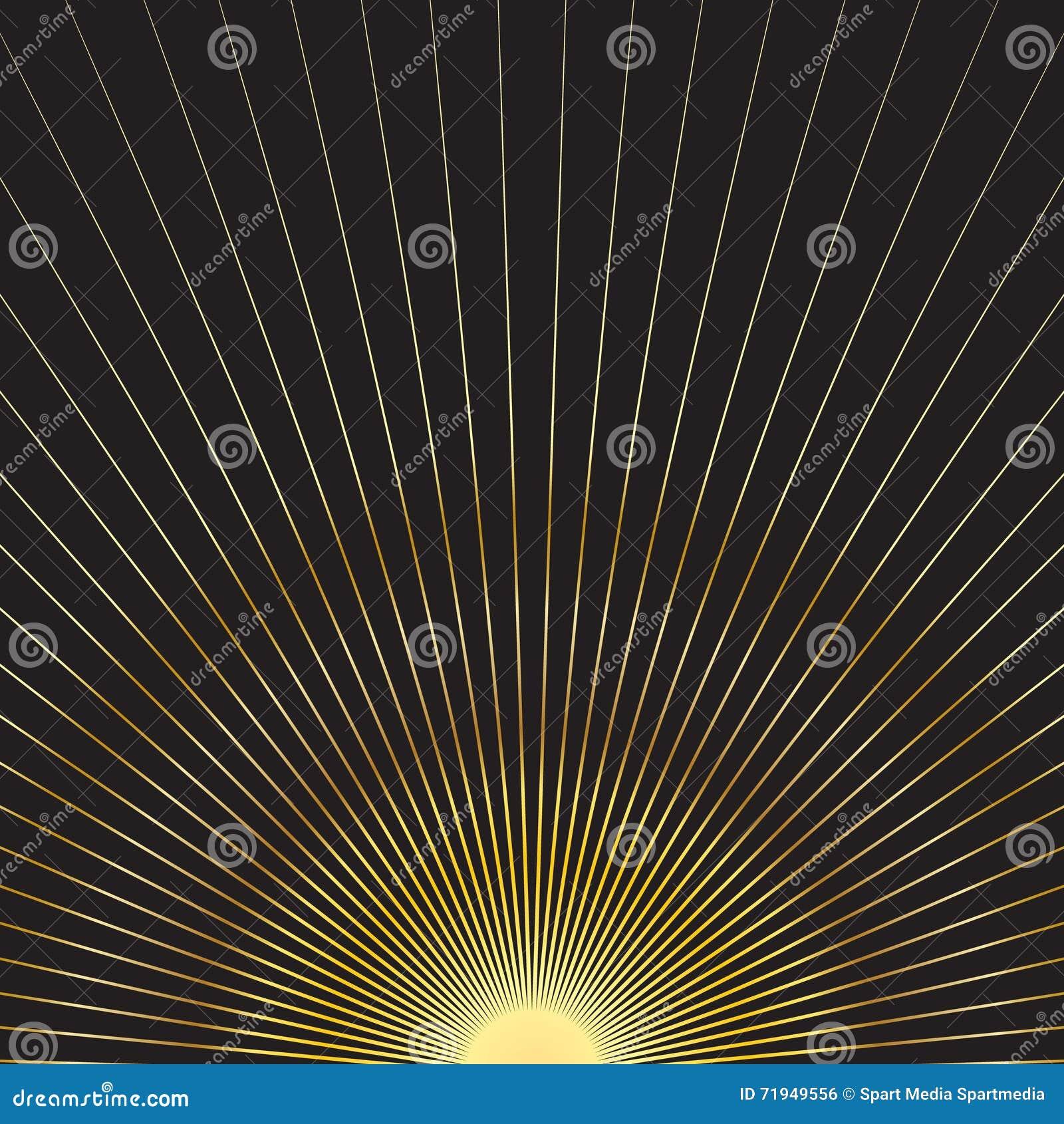 金太阳光芒