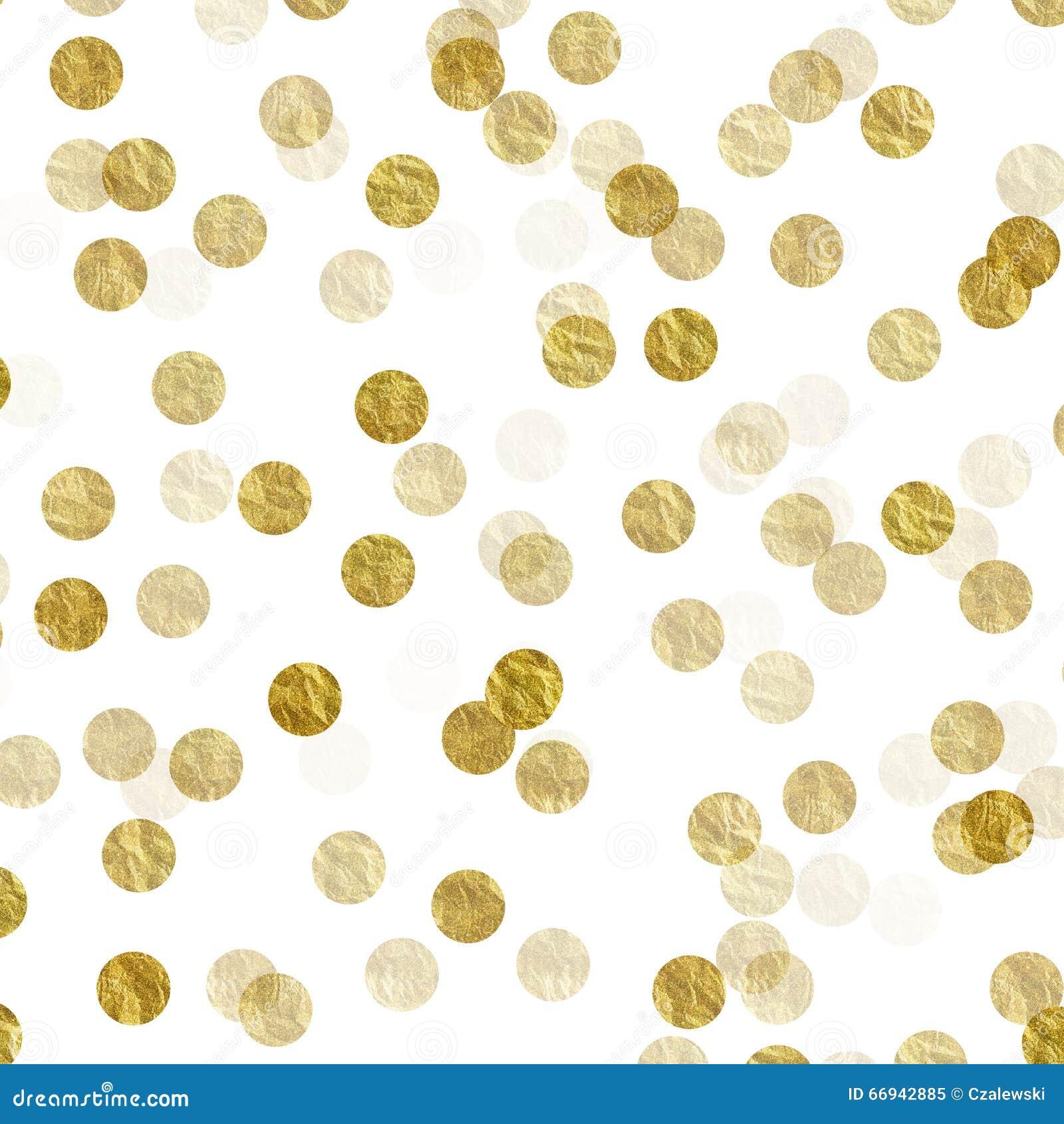 金子加点虚假箔金属白色背景 库存图片 图片 包括有 金属 五彩纸屑 金子 发光 纹理 空白 小点