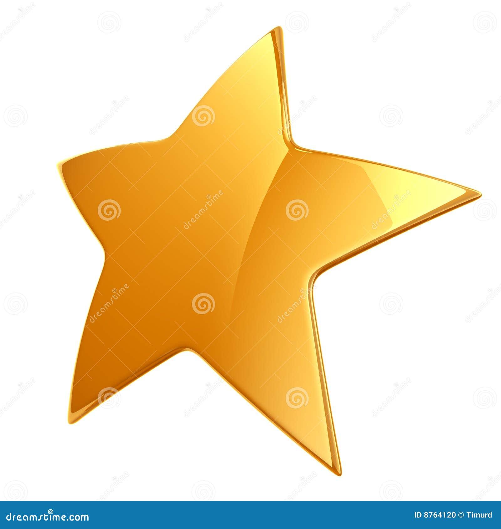 金子查出的星形