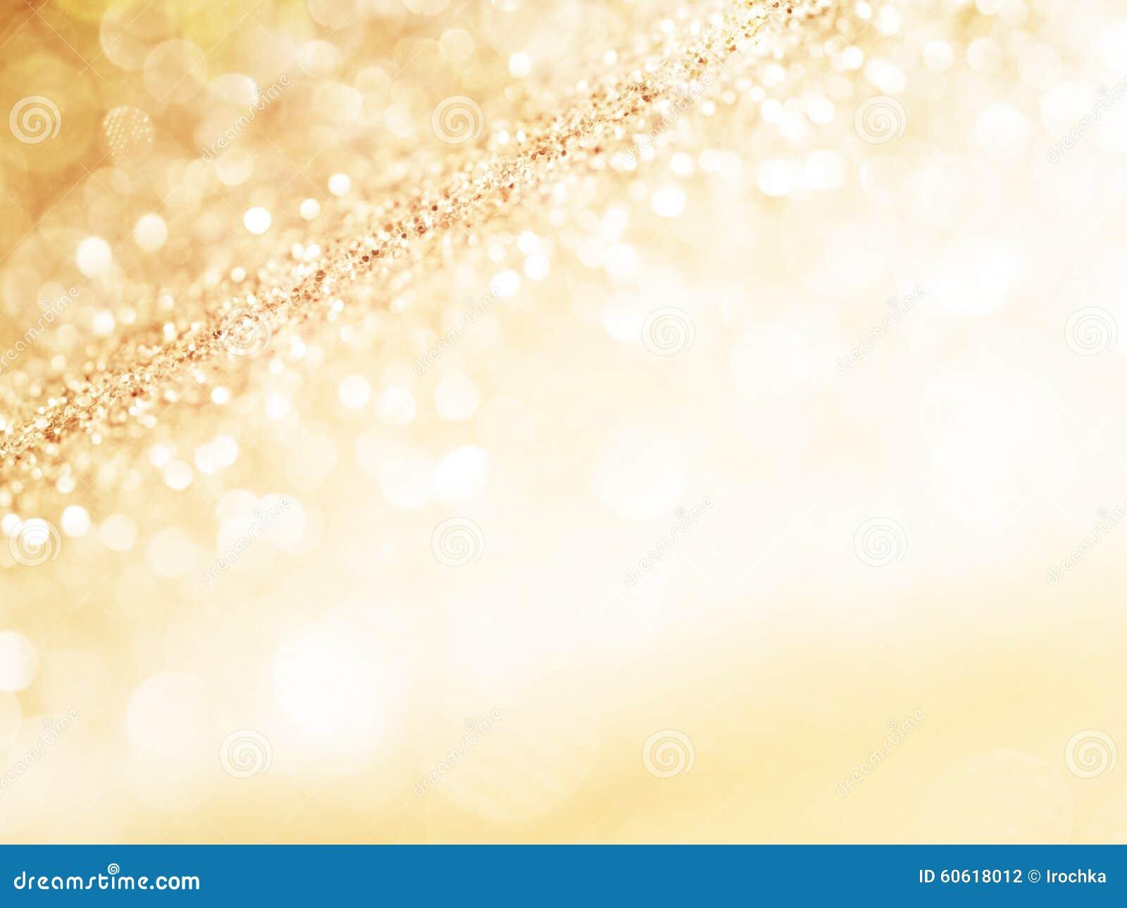 金子欢乐圣诞节背景 库存照片 - 图片: 60618012