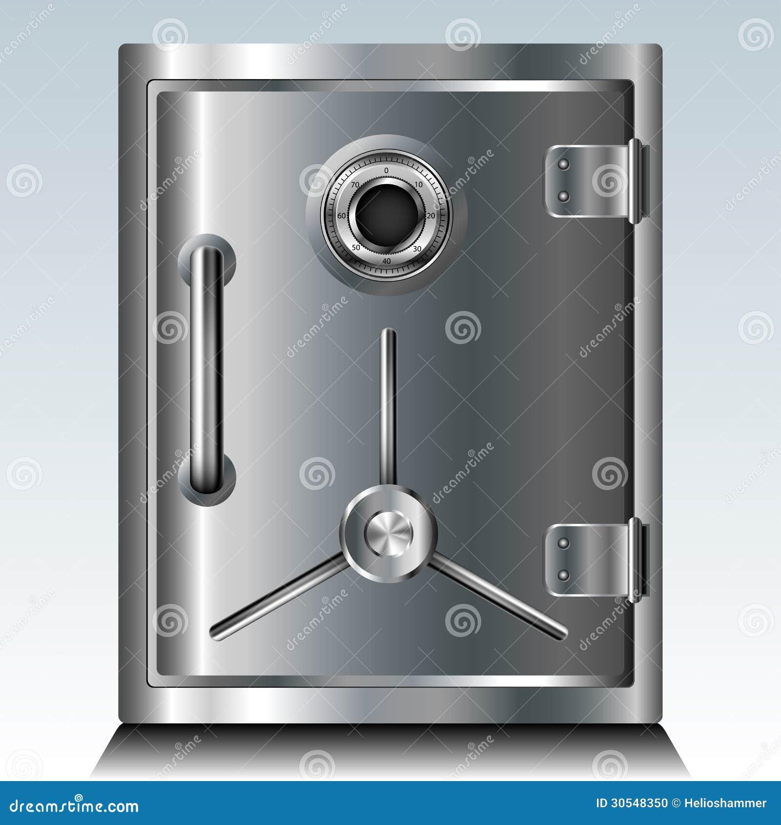 金属保险柜