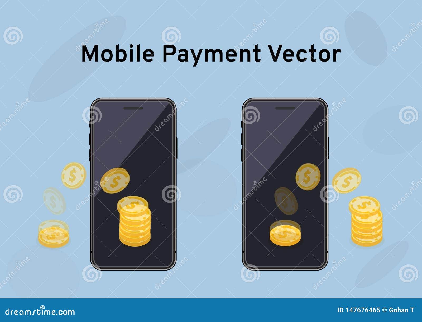 金币调动在假装u屏幕上的,汇款或者金融交易暂停通过流动应用程序,智能手机有实习生的