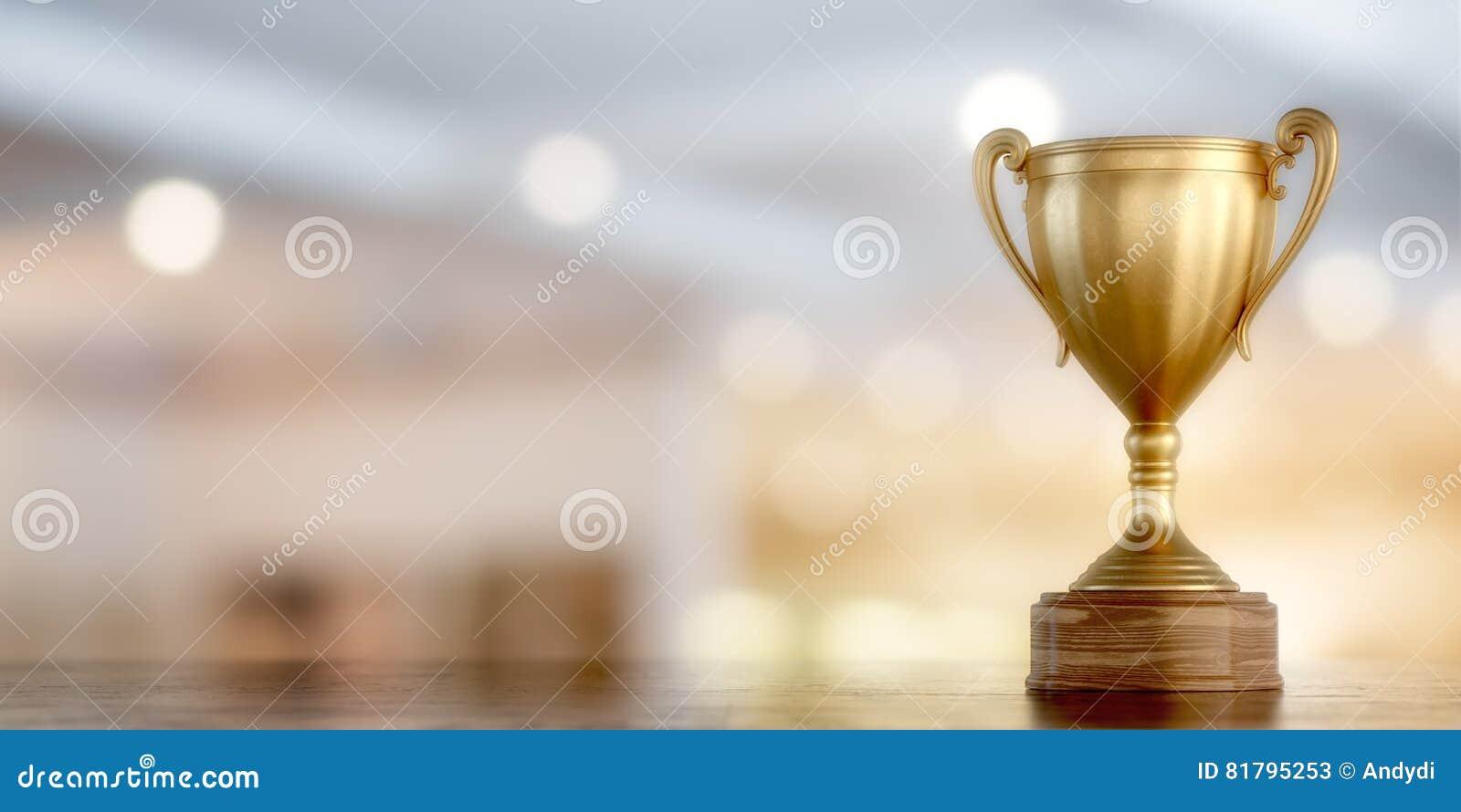 金杯子优胜者