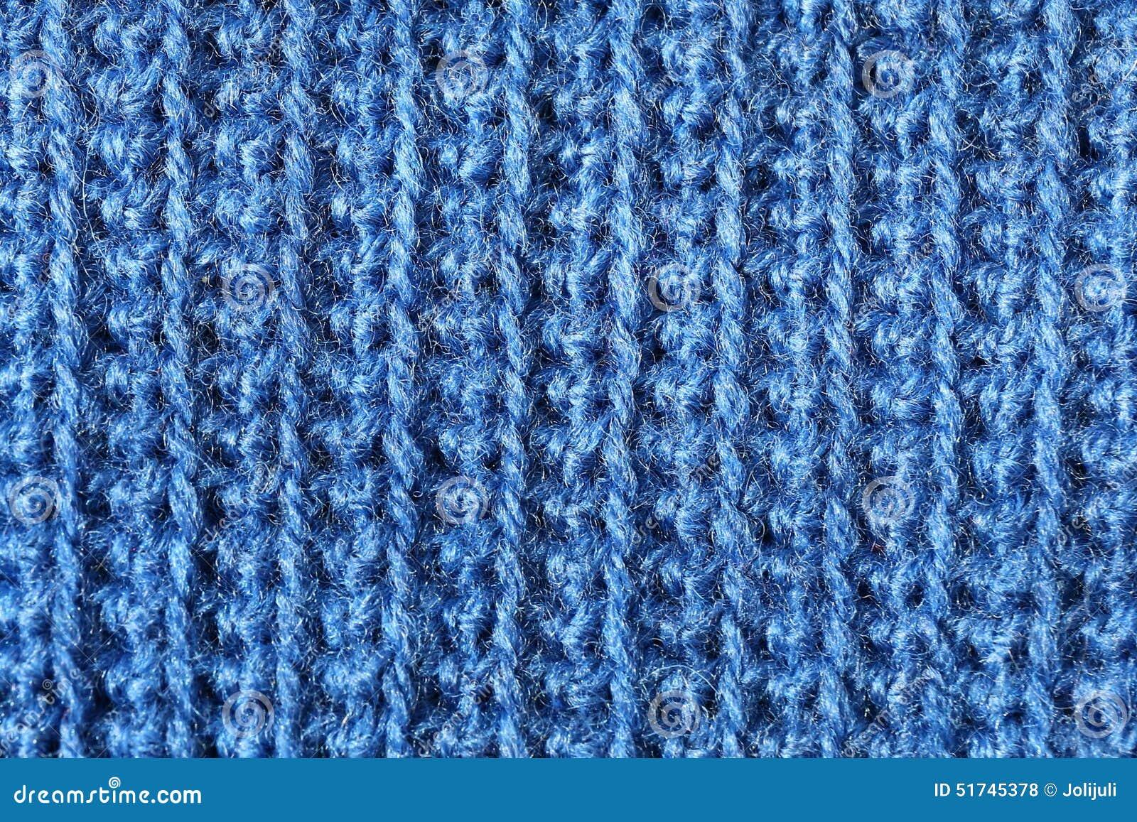 钩针编织织品特写镜头