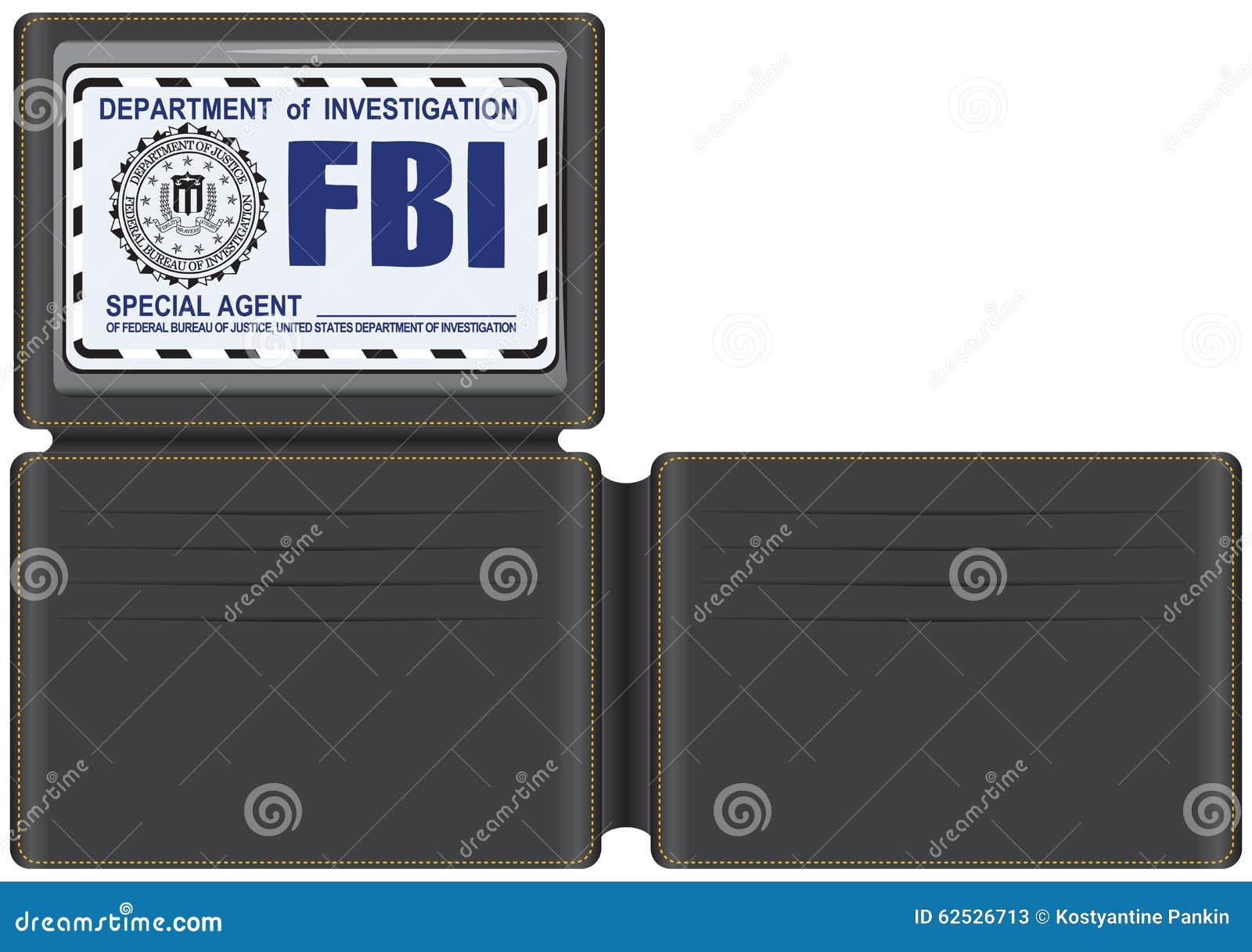 钱包FBI特别代理人