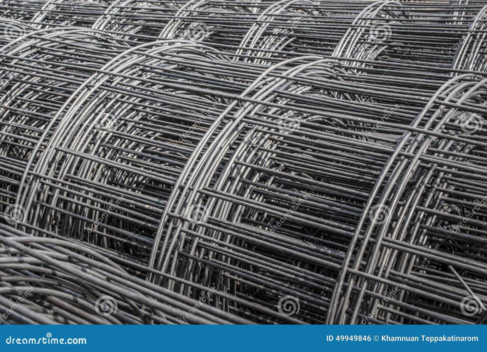 铁丝网钢卷