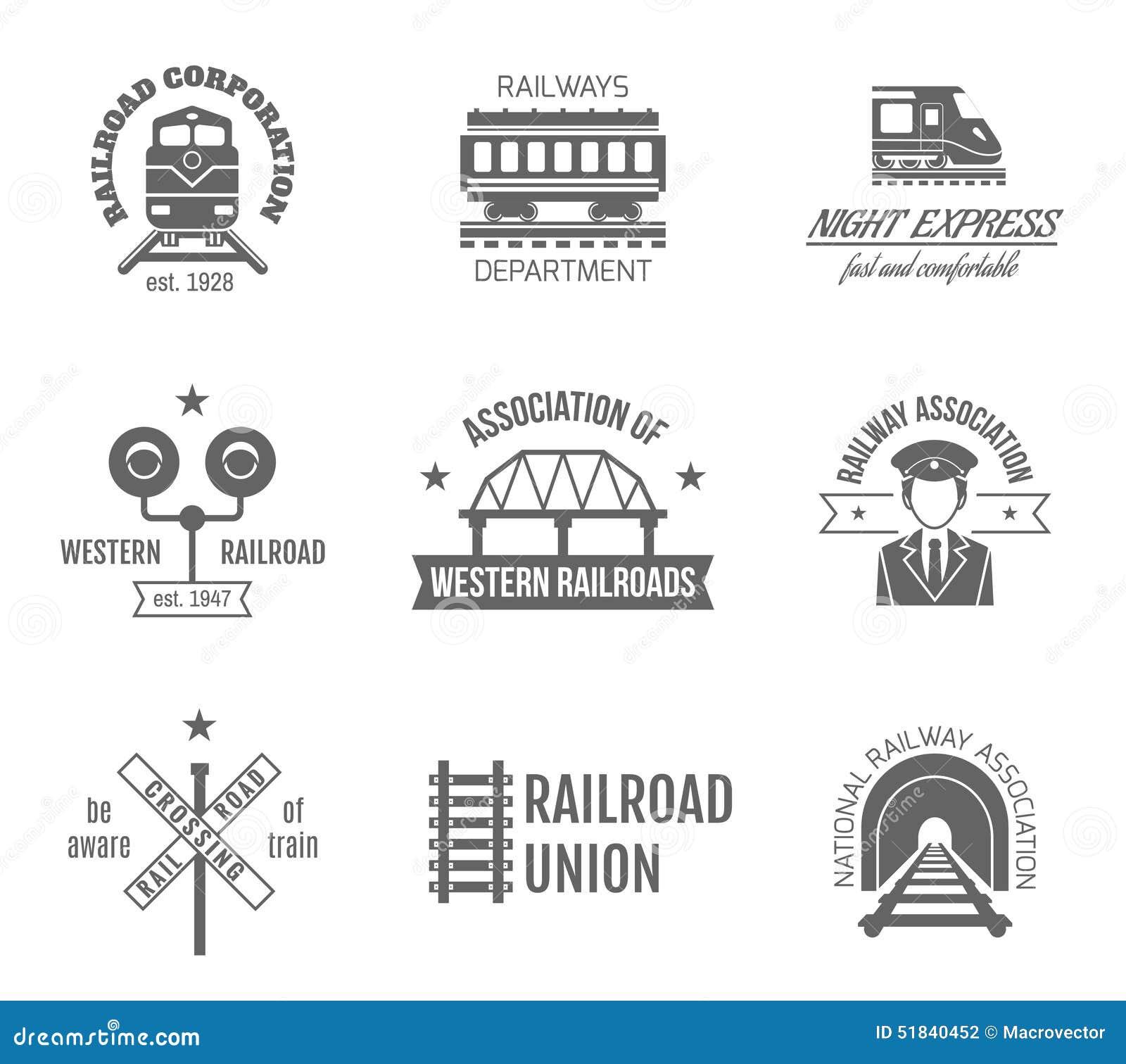 铁路标号组