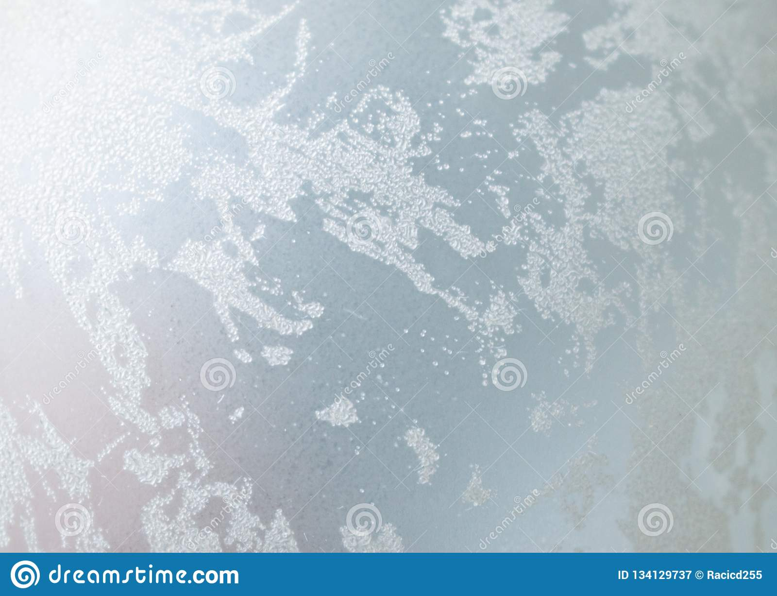 银色抽象冬天圣诞节假日背景