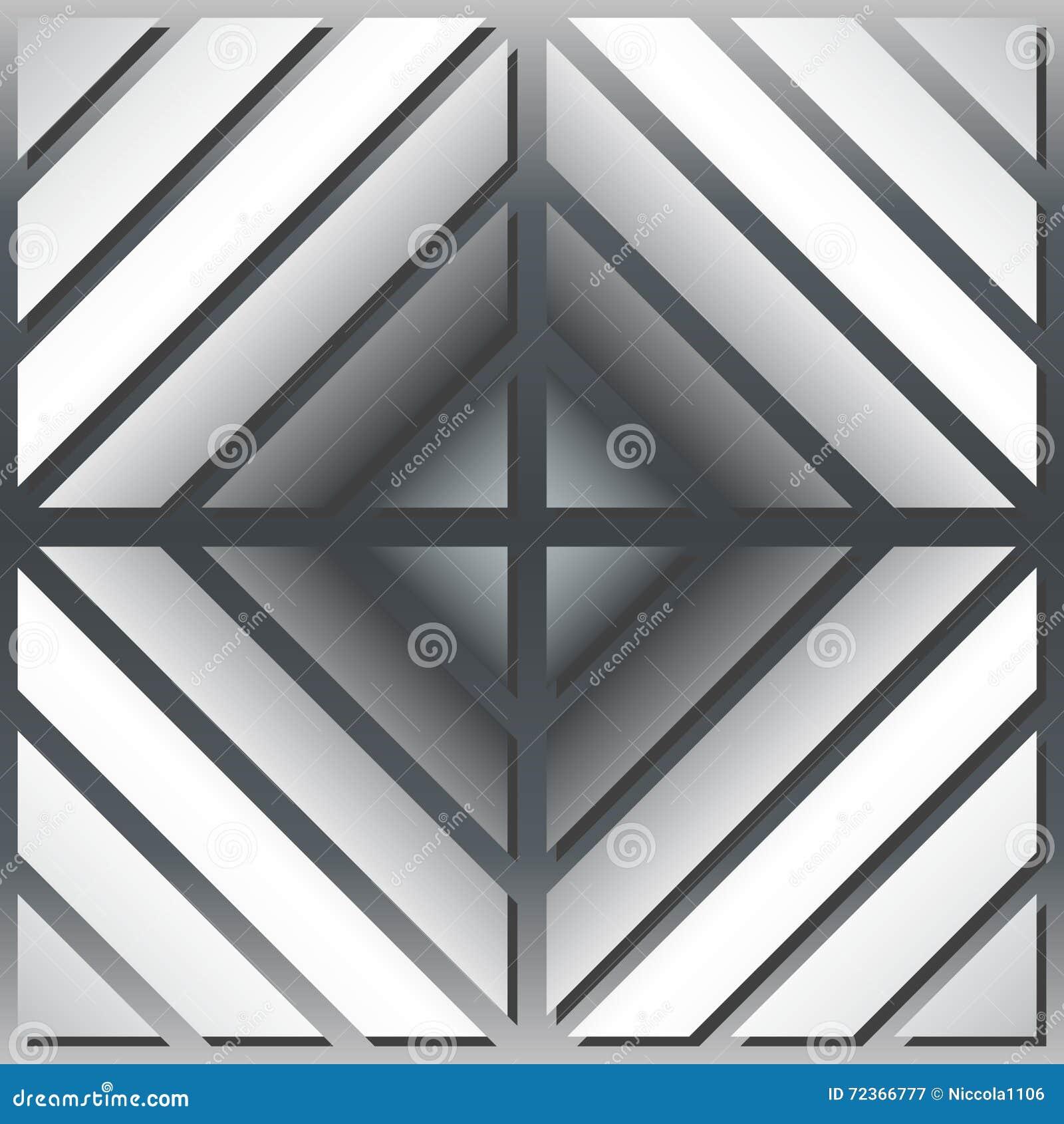 银色正方形