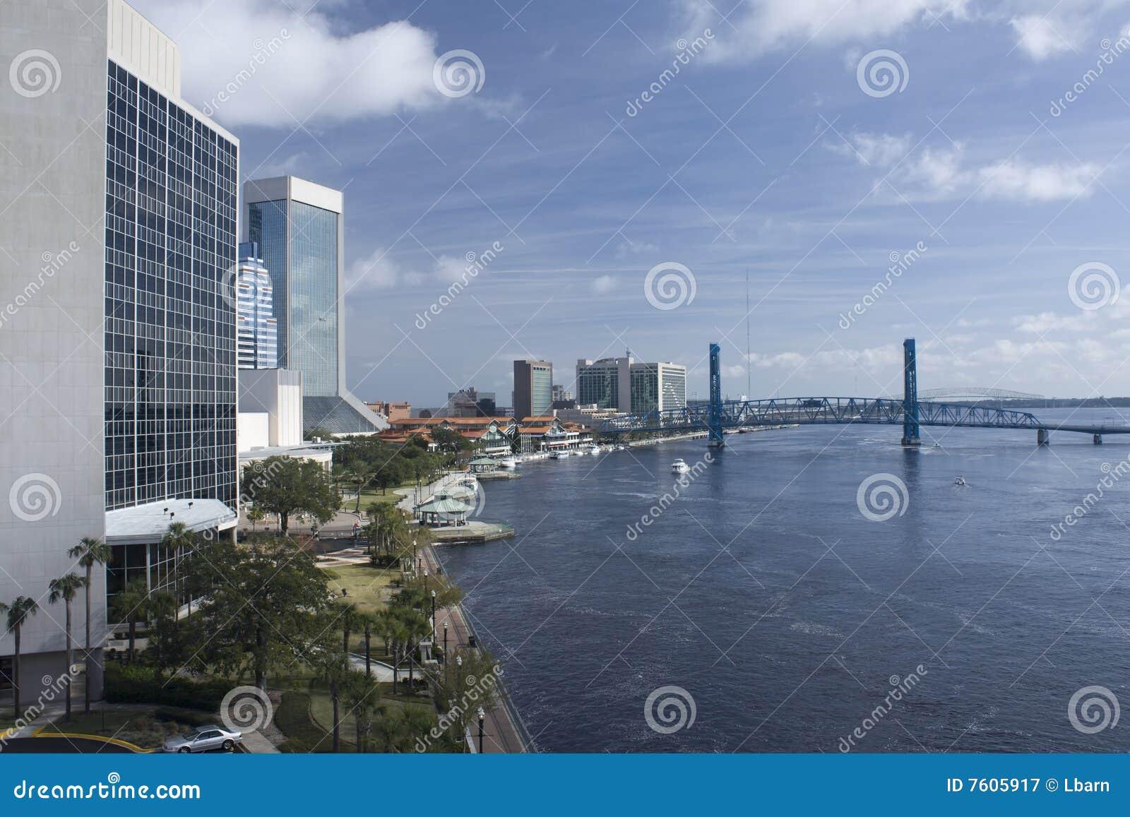 银行佛罗里达北部的杰克逊维尔