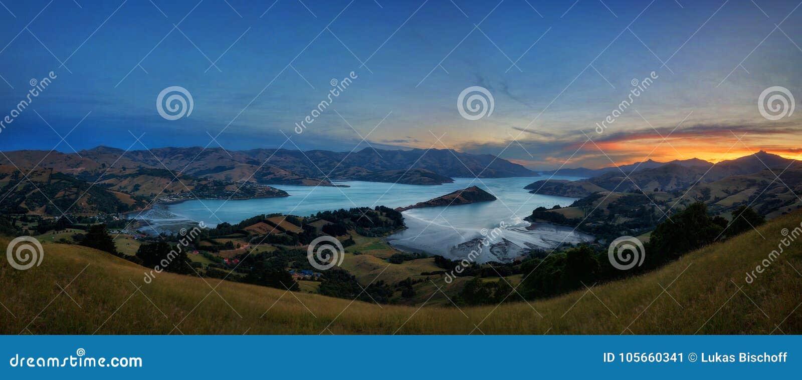 银行半岛克赖斯特切奇新西兰
