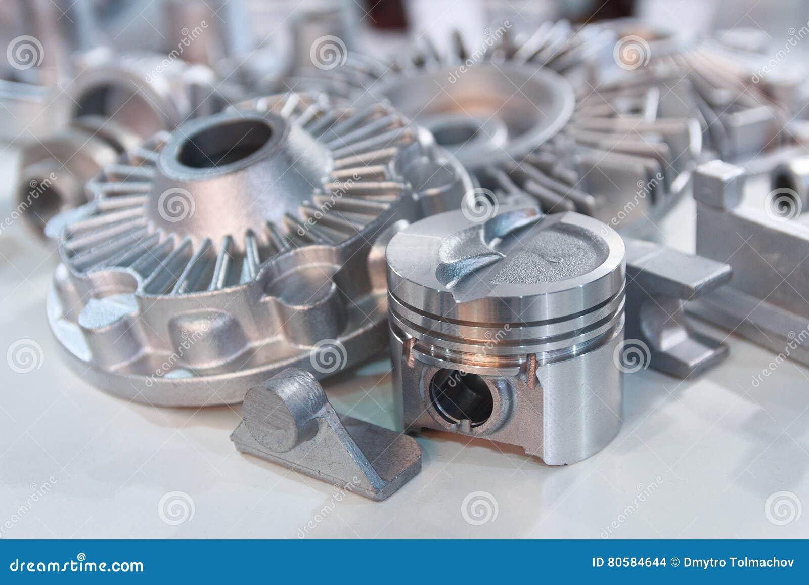 铸造工艺做的金属制品