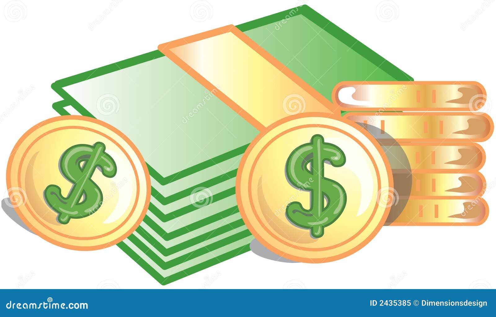 铸造美元图标