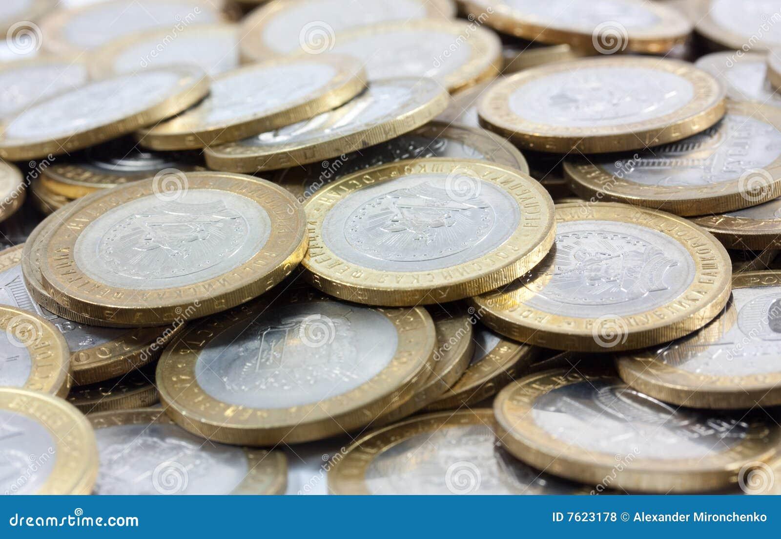 铸造货币俄语