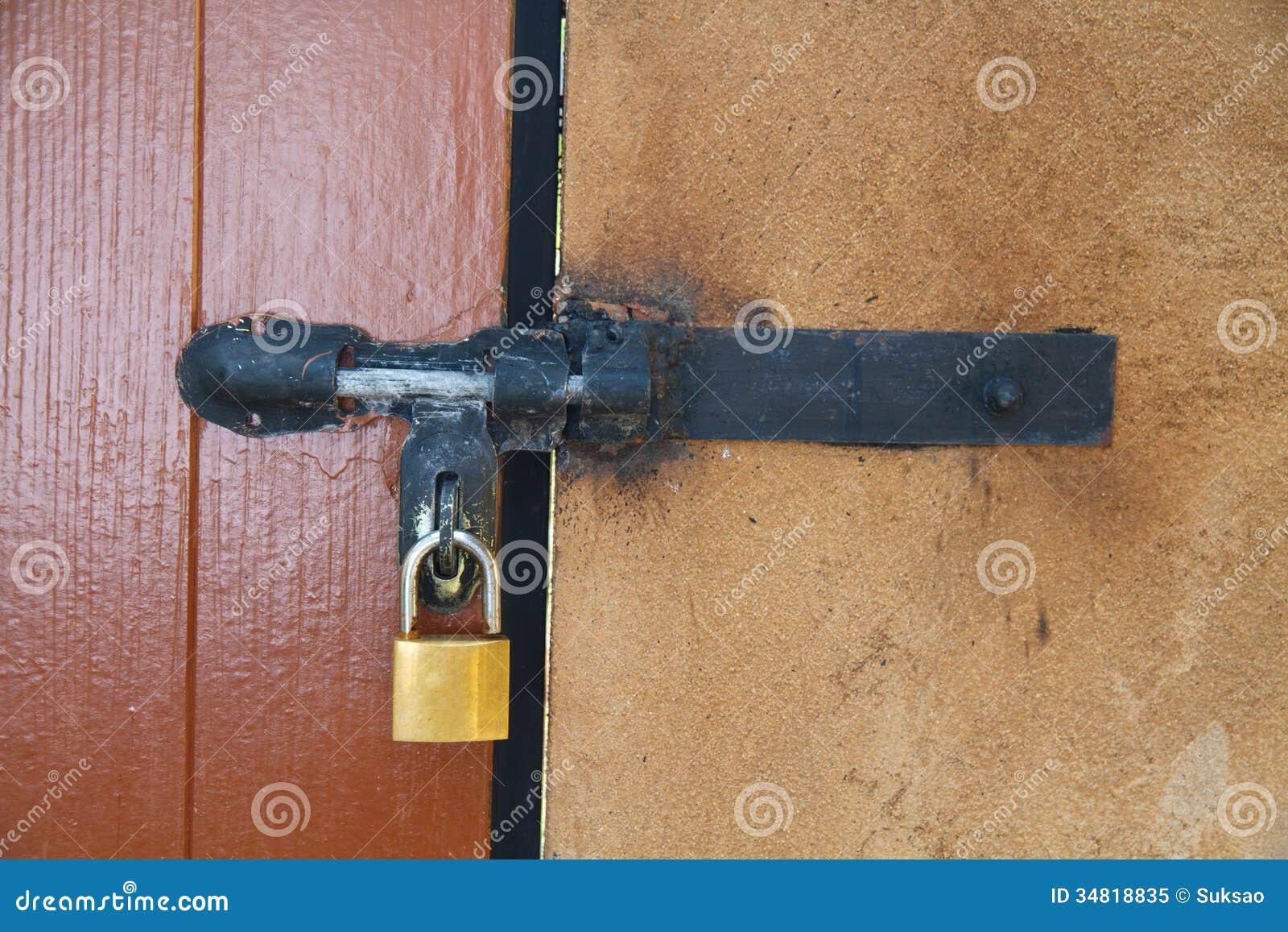 随手锁门标�_锁门