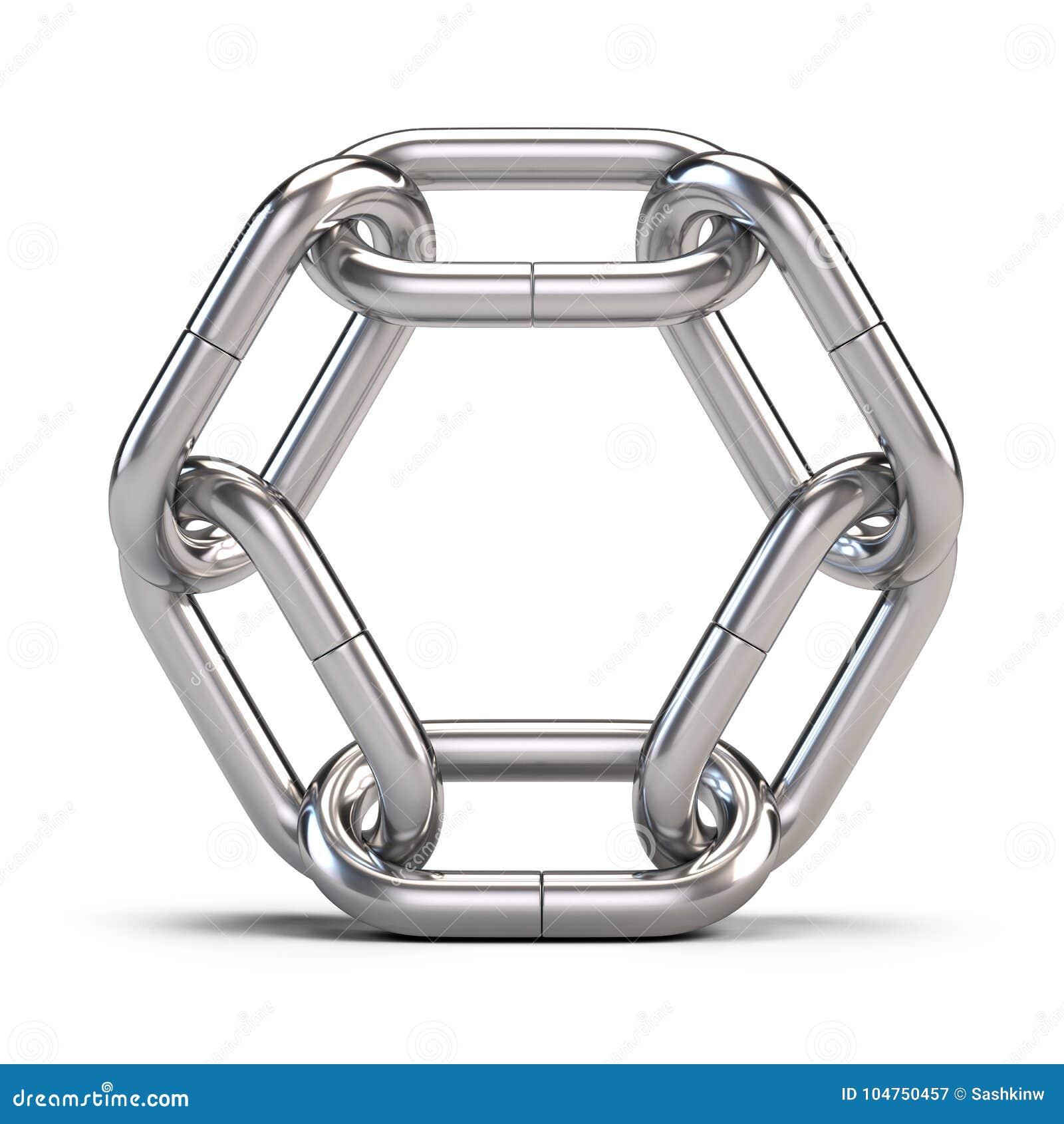 锁,连接,队,合作概念-在白色隔绝的链节象