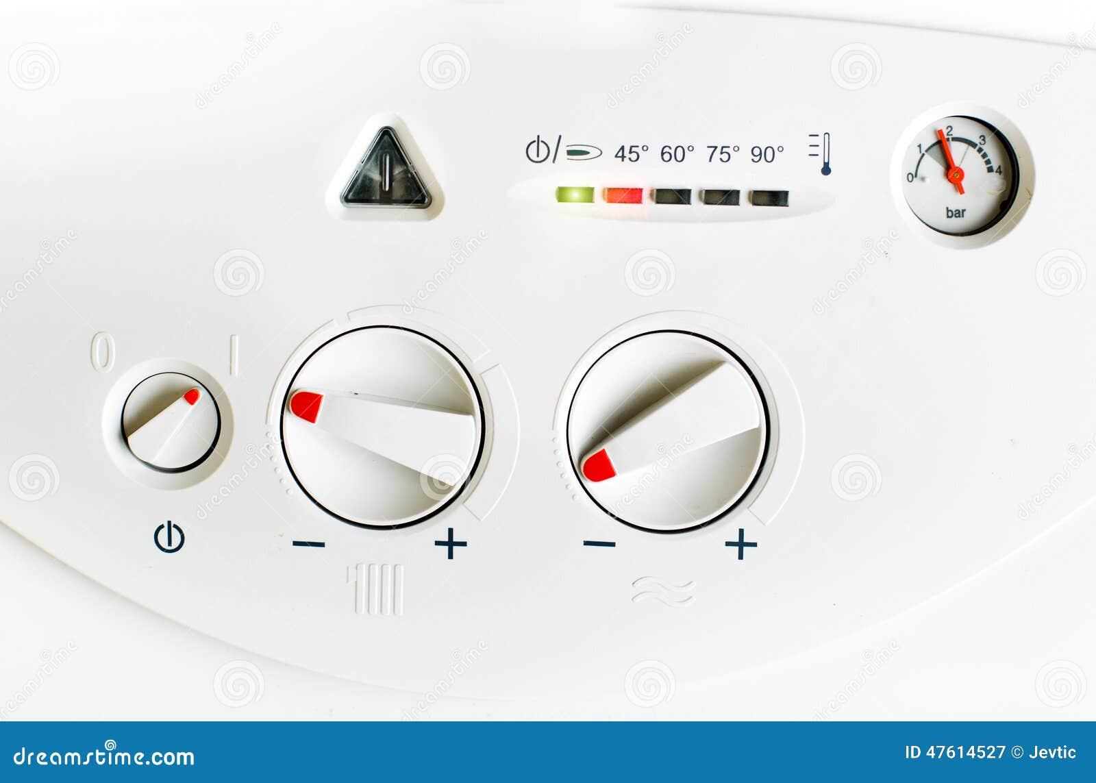 锅炉设备考试气体