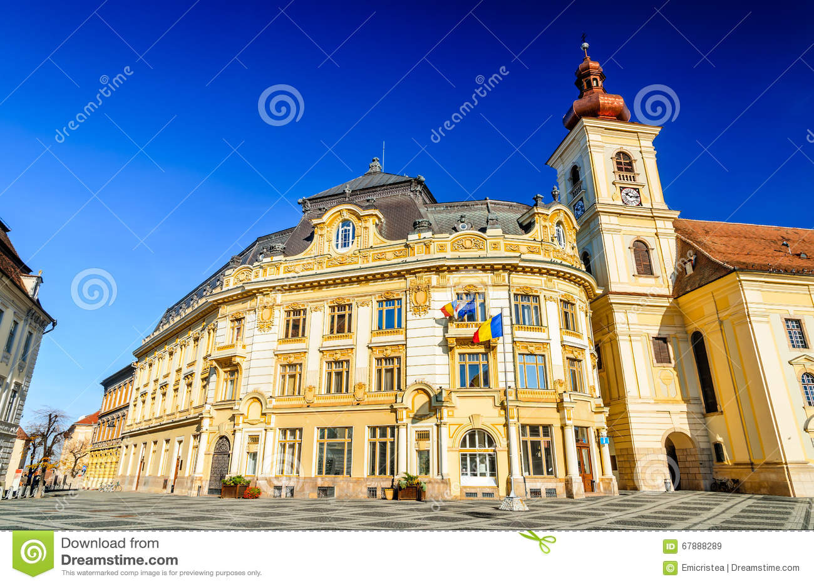 锡比乌,特兰西瓦尼亚,罗马尼亚