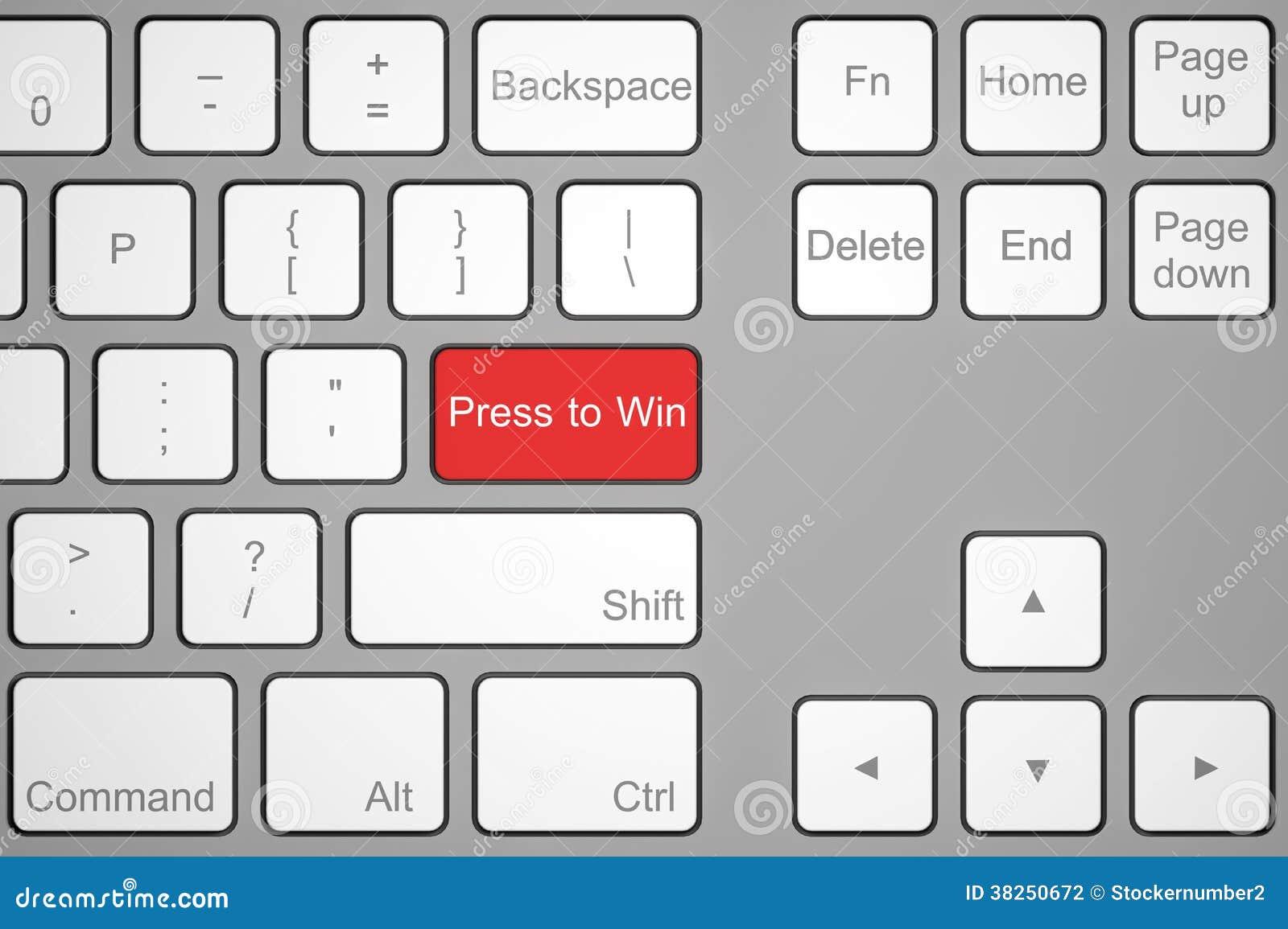 键盘,赢取的新闻