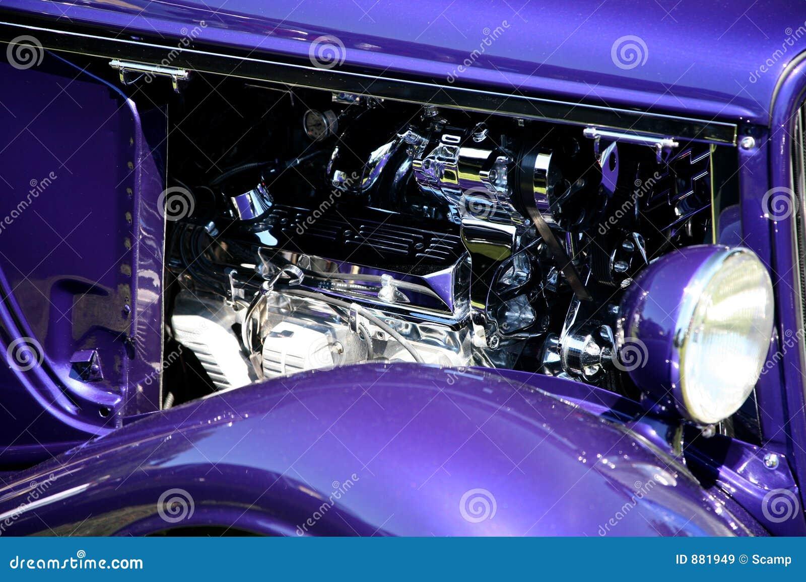 镀铬物引擎葡萄酒